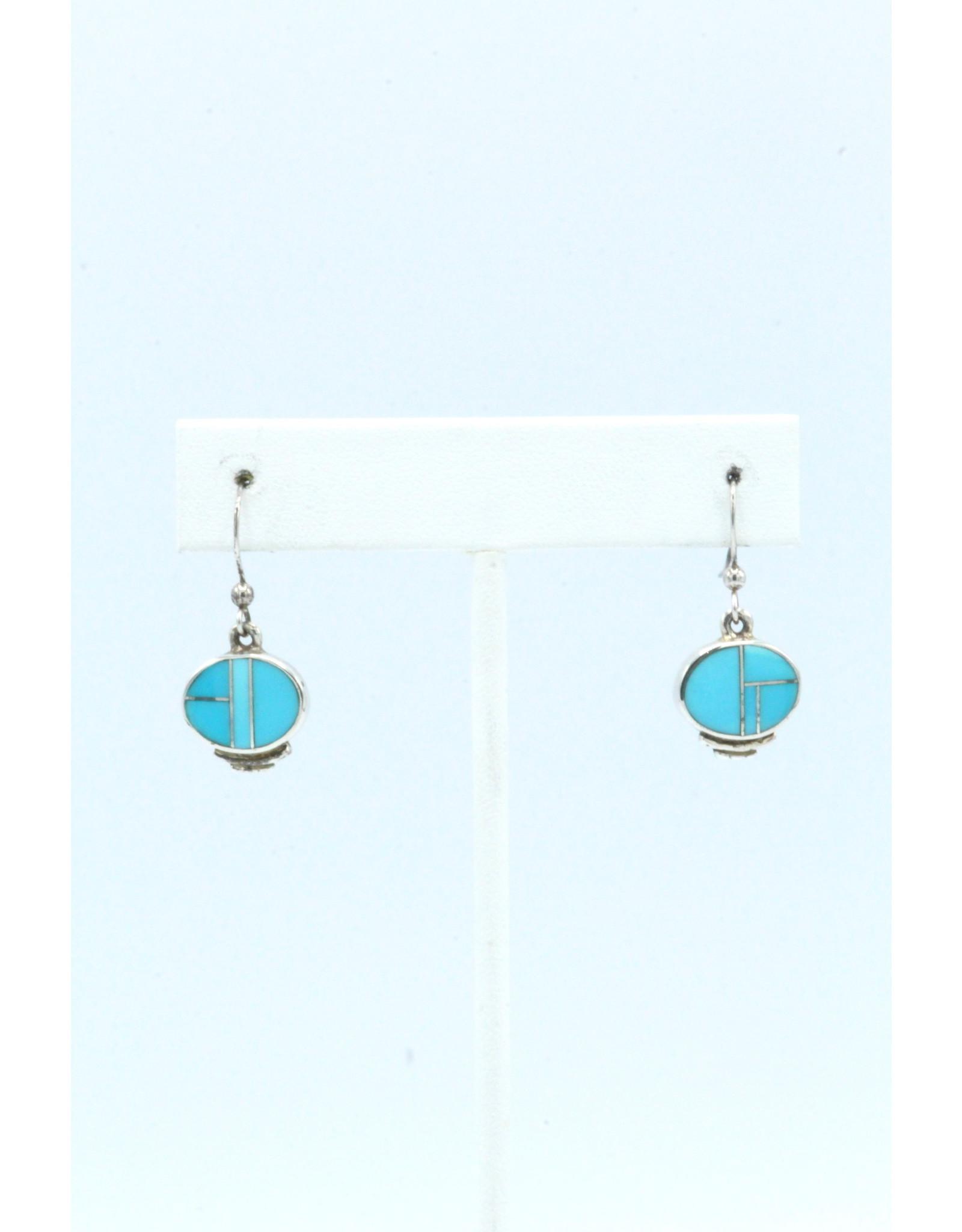 Turquoise Earrings-ER030-3