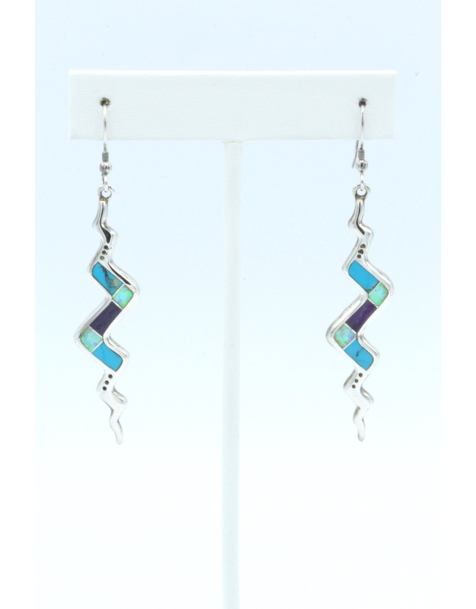 Navajo Earrings -ER673-3
