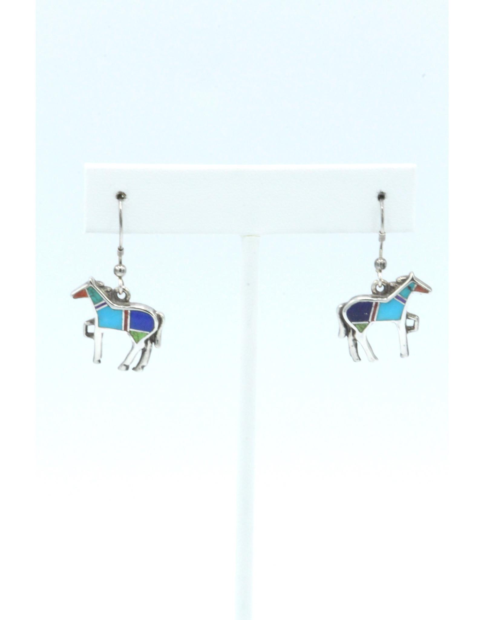 Horse Earrings-ER104-3