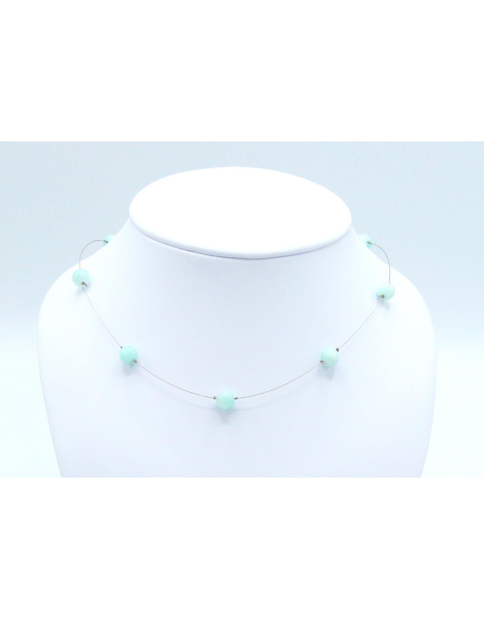 Amazonite Necklace - NA03