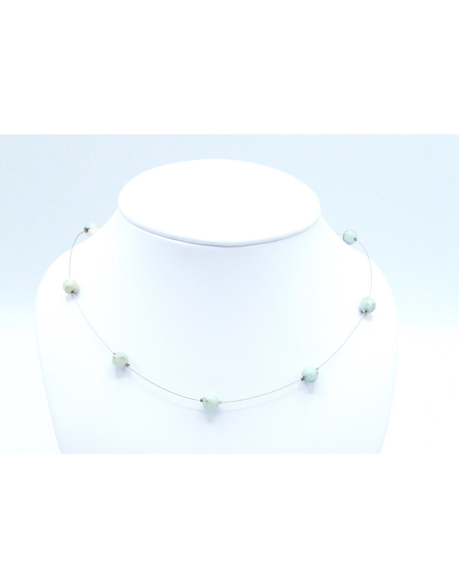 Aquamarine Necklace - NAQ02