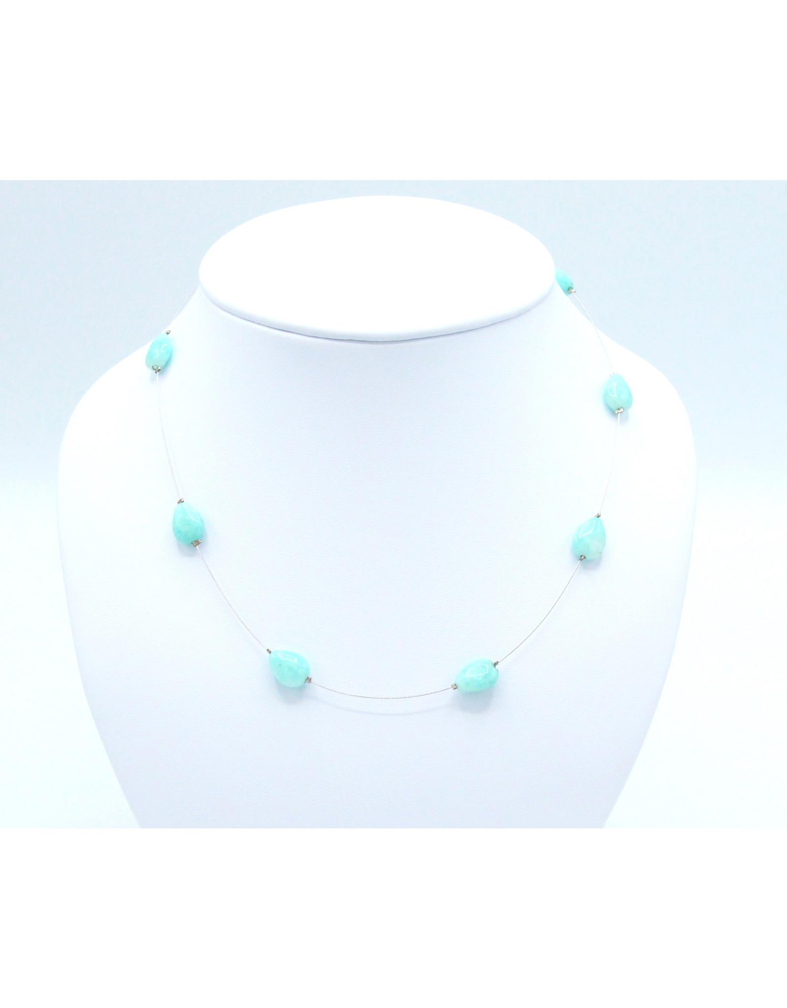 Amazonite Necklace - NA02