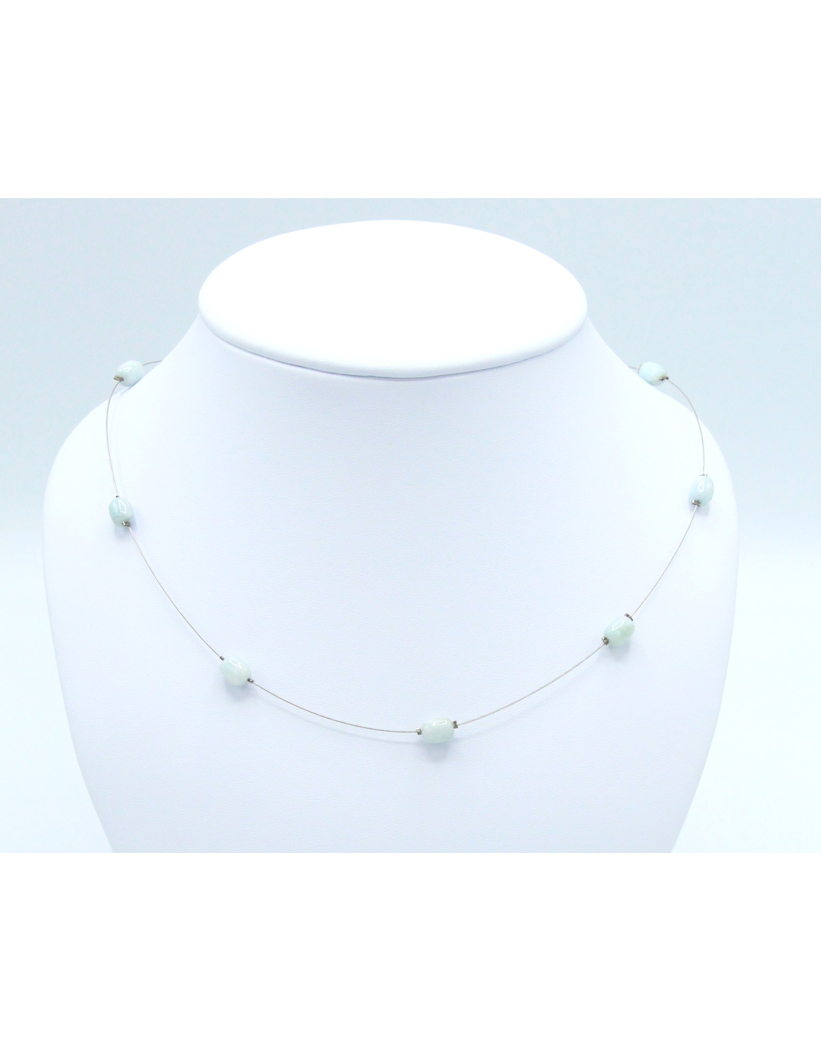 Aquamarine Necklace - NAQ01
