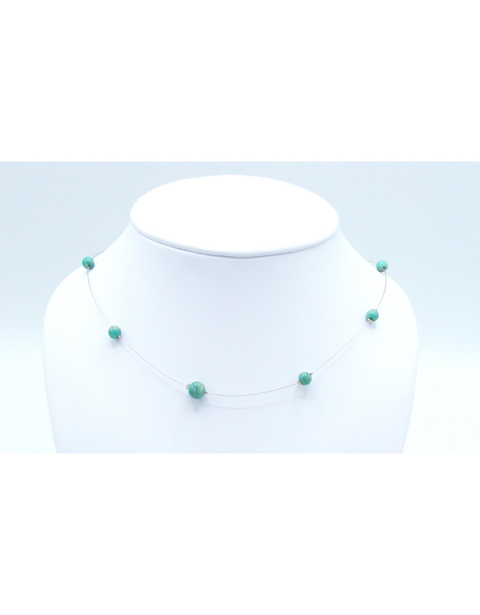 Amazonite Necklace - NA01