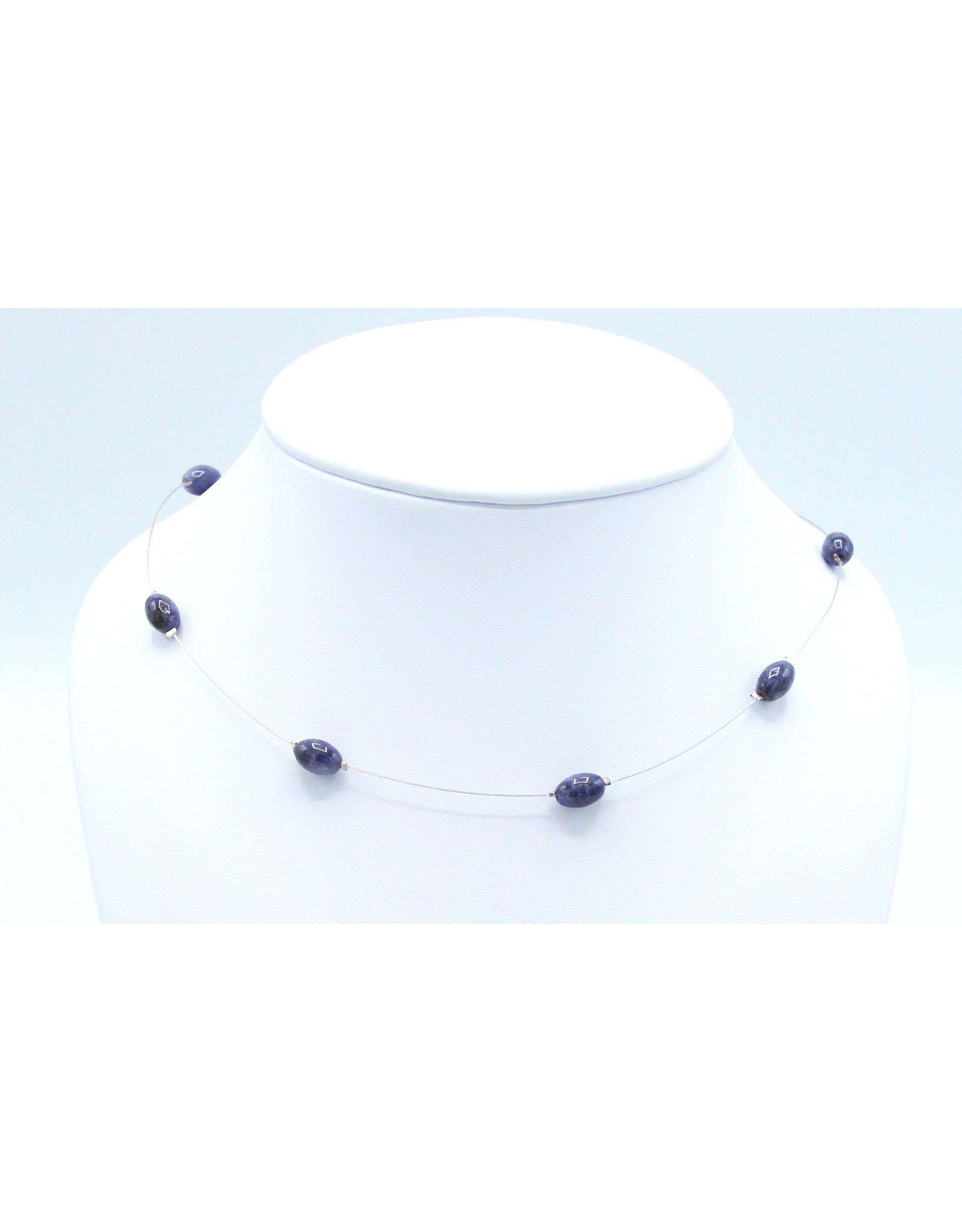 Scapolite Necklace - NSCAP08
