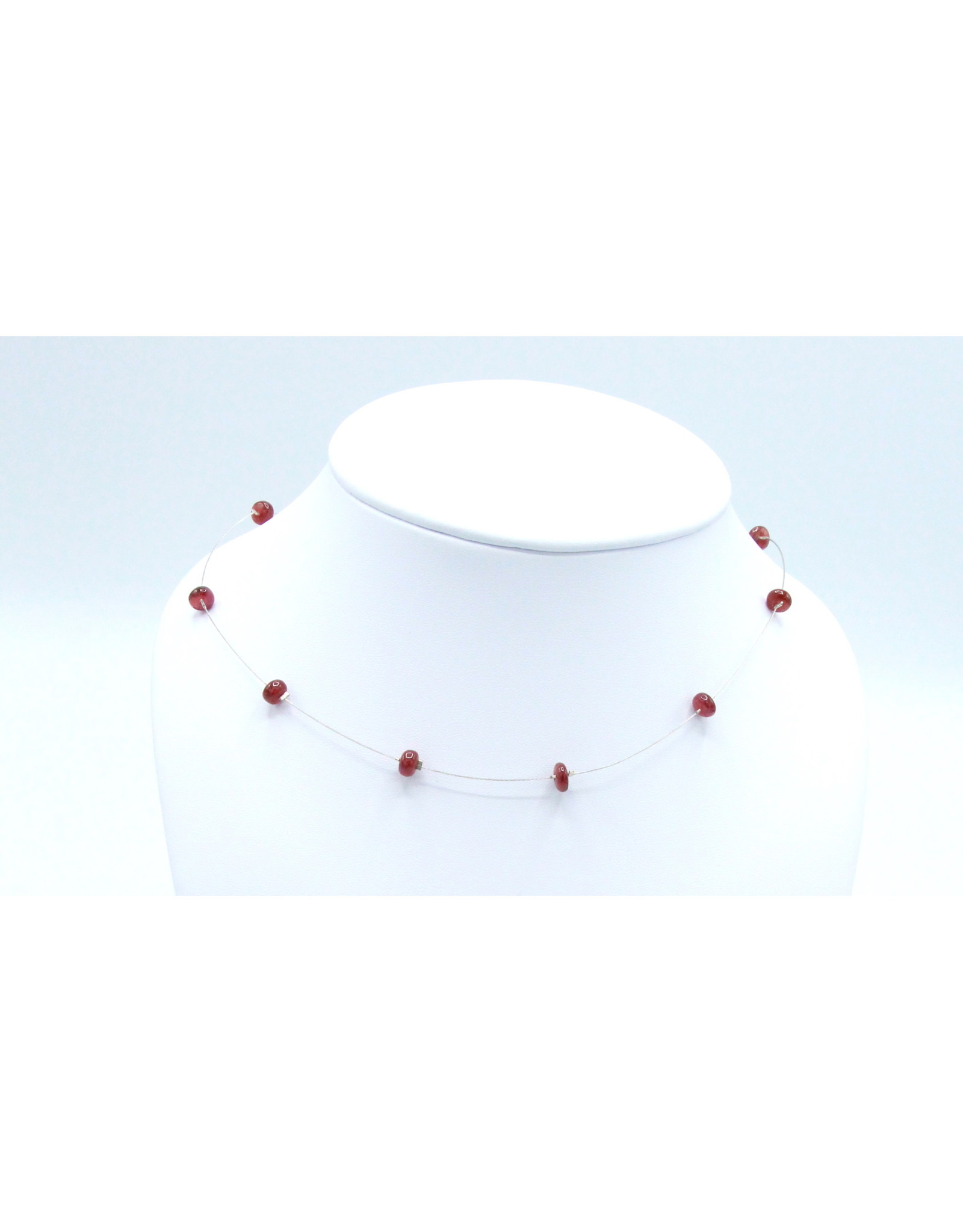 Eudialyte Necklace - NE01