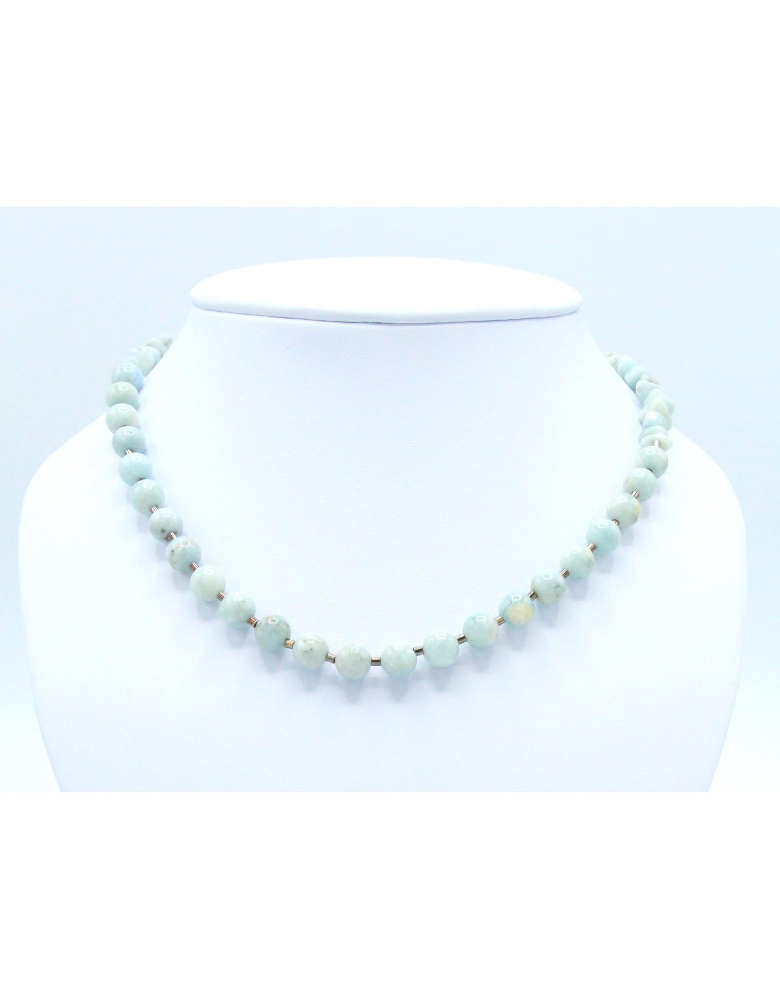 Aquamarine Necklace - NAQ05