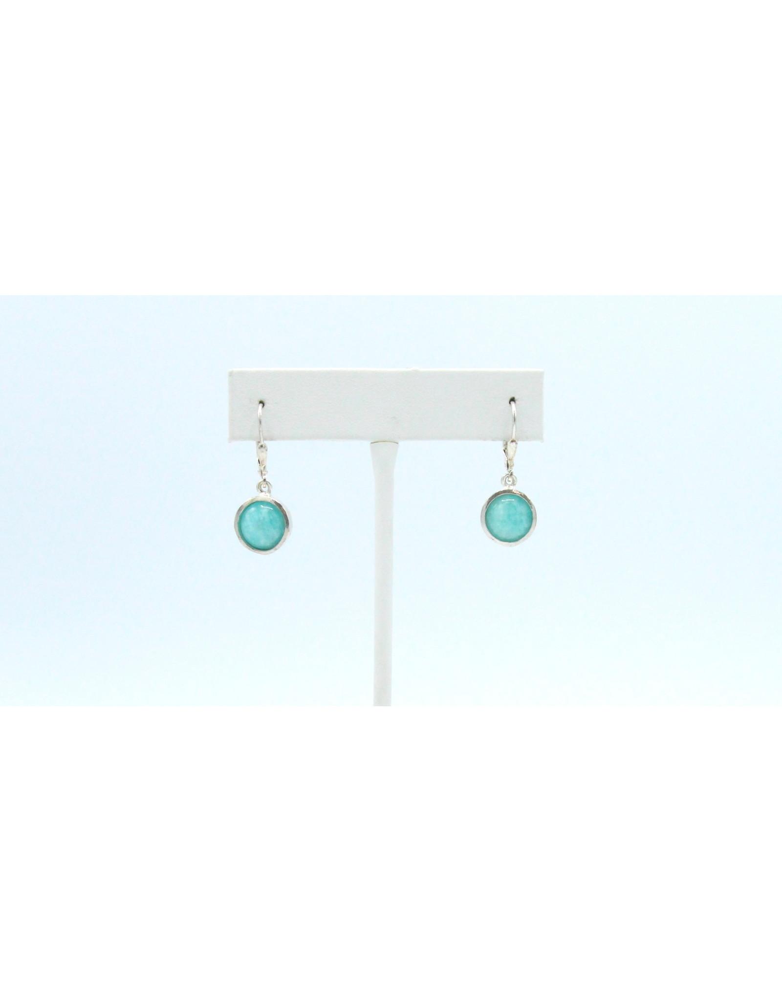 Amazonite Earrings - EA12