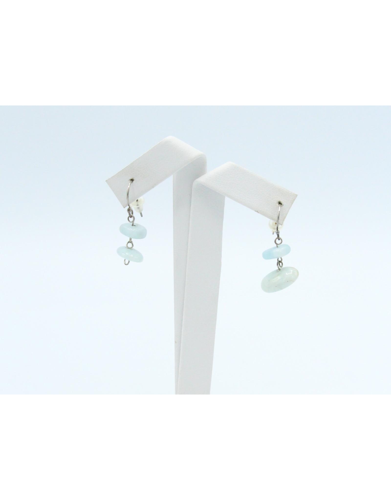 Aquamarine Earrings - EAQ01