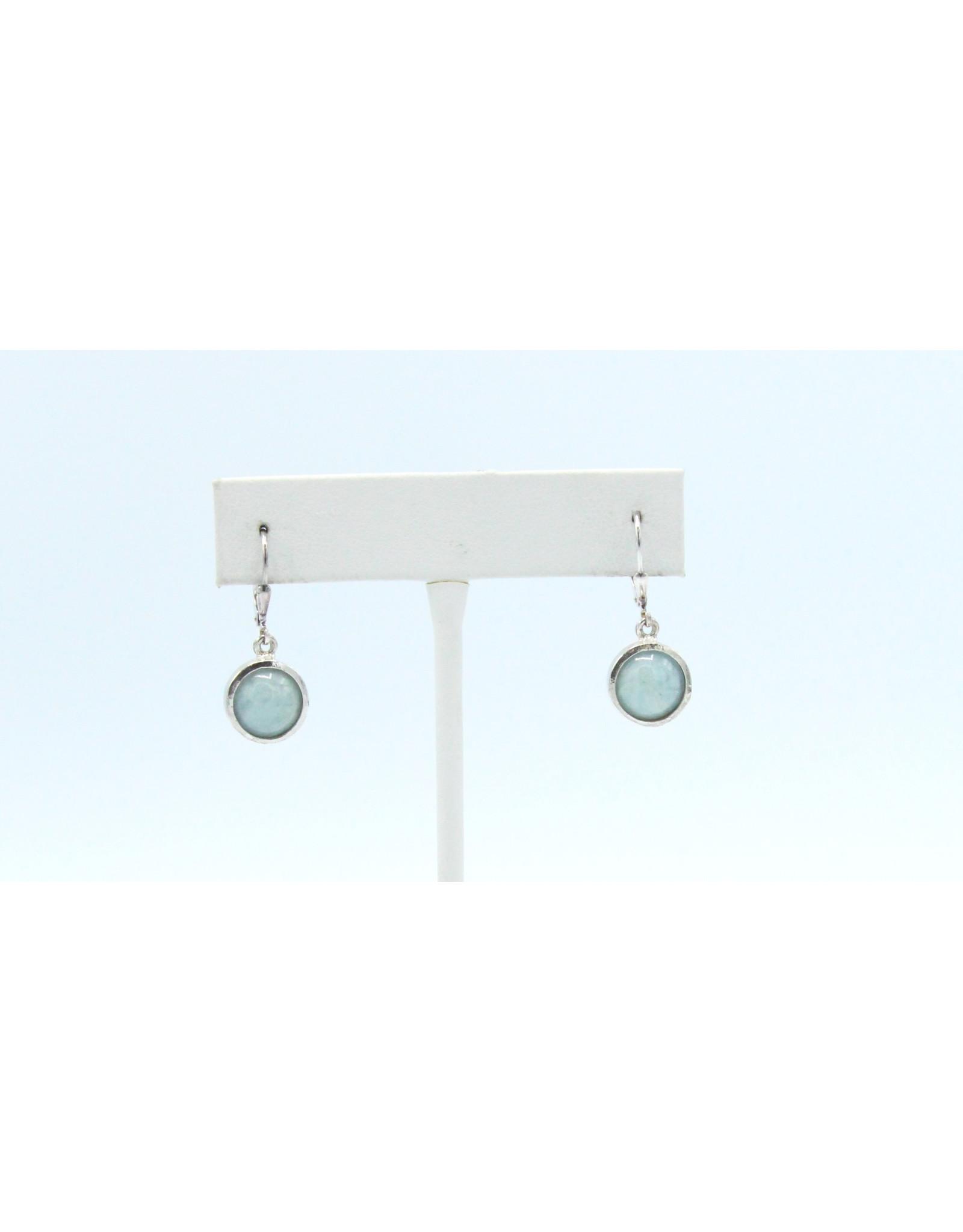 Aquamarine Earrings - EAQ02