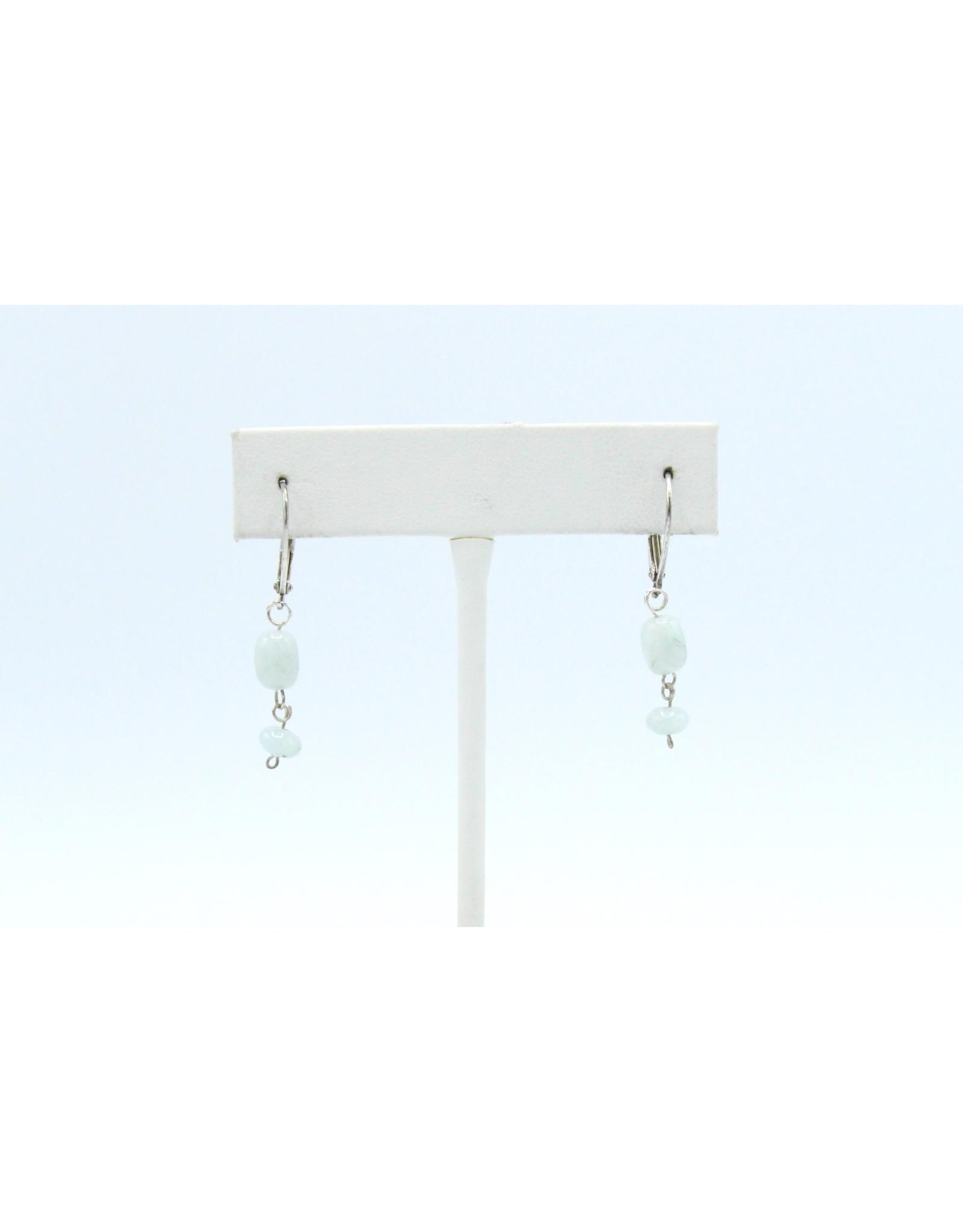 Aquamarine Earrings - EAQ07