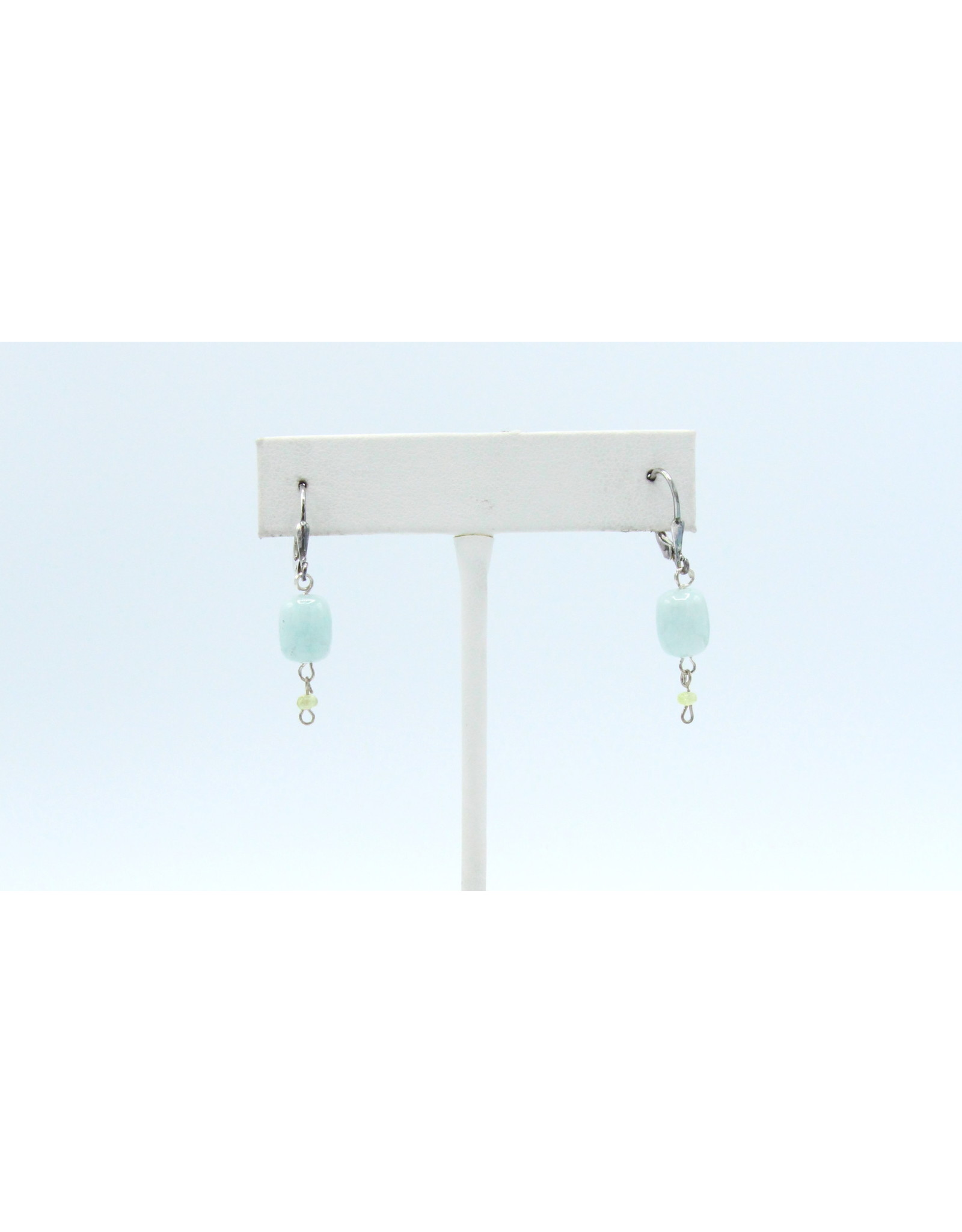 Aquamarine Earrings - EAQ06