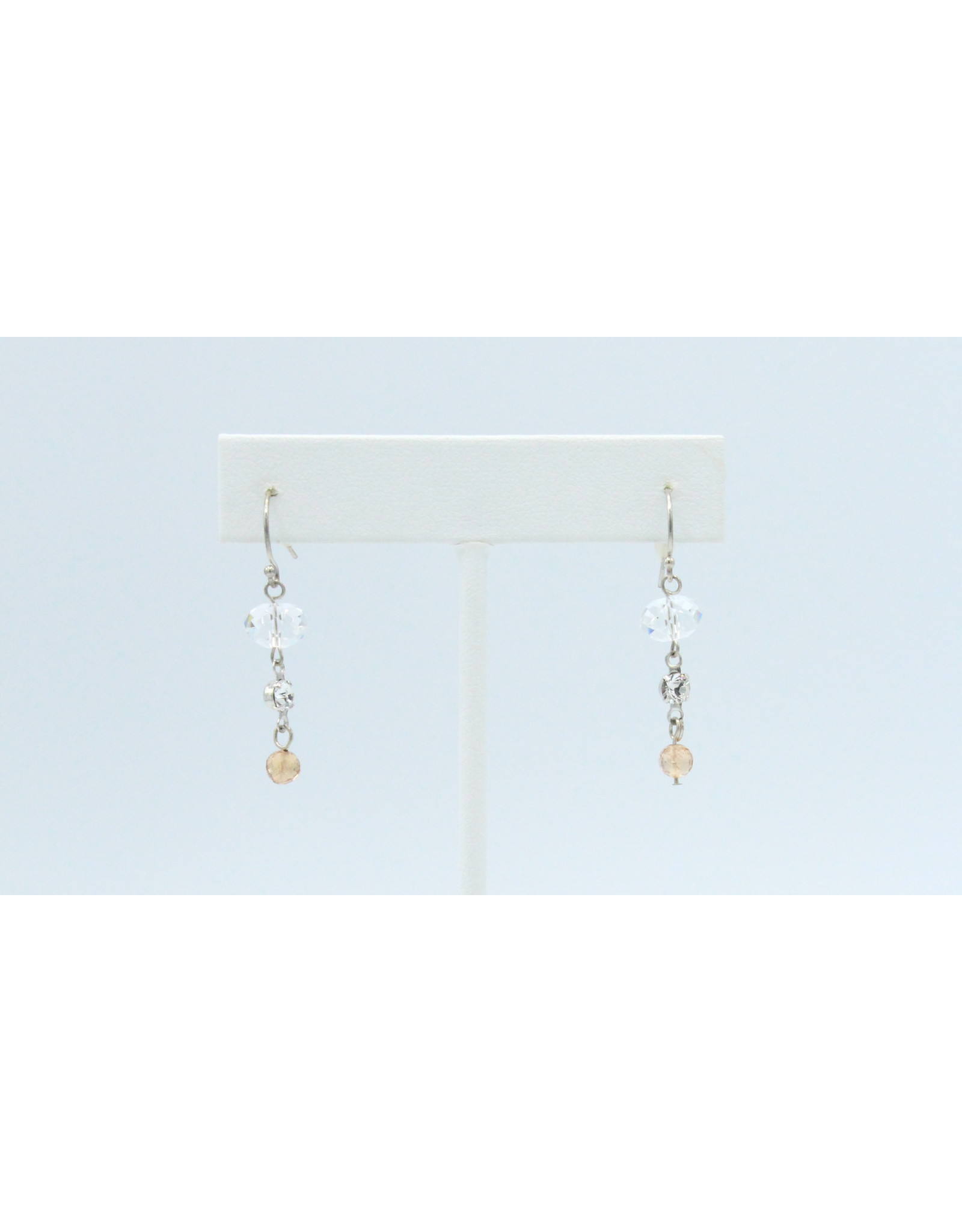 Grenat Hessonite Earrings - ERGH03