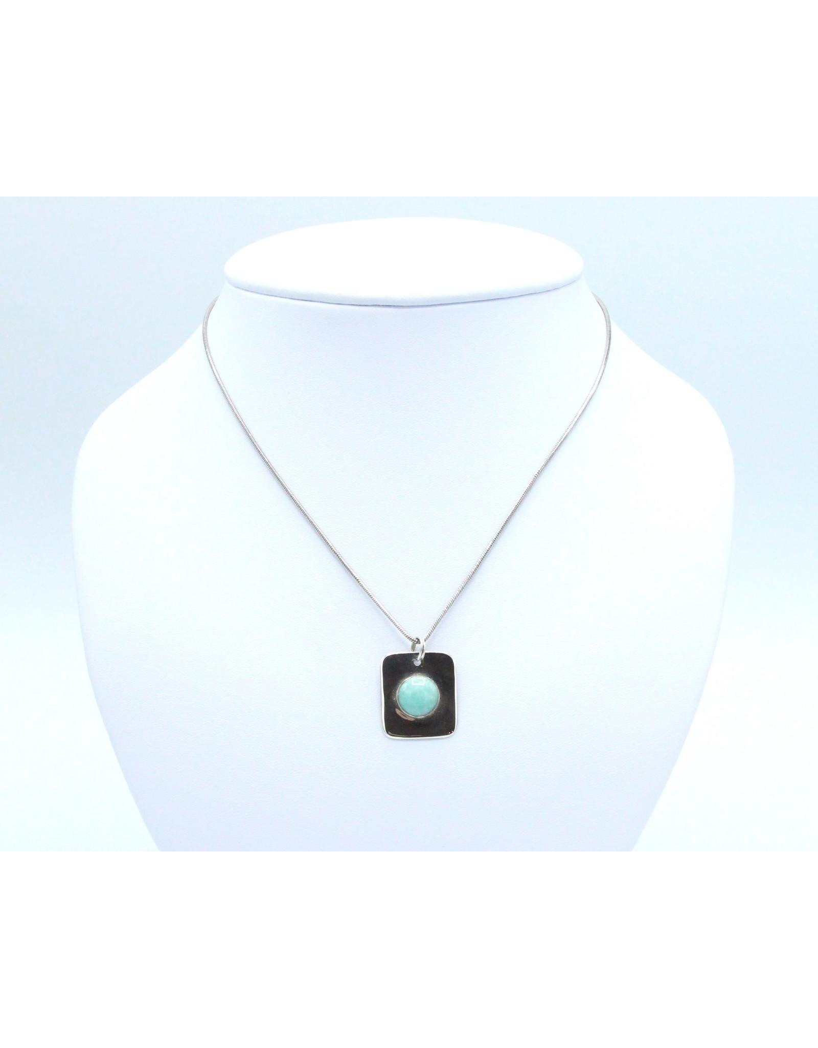 Amazonite Necklace - NA07