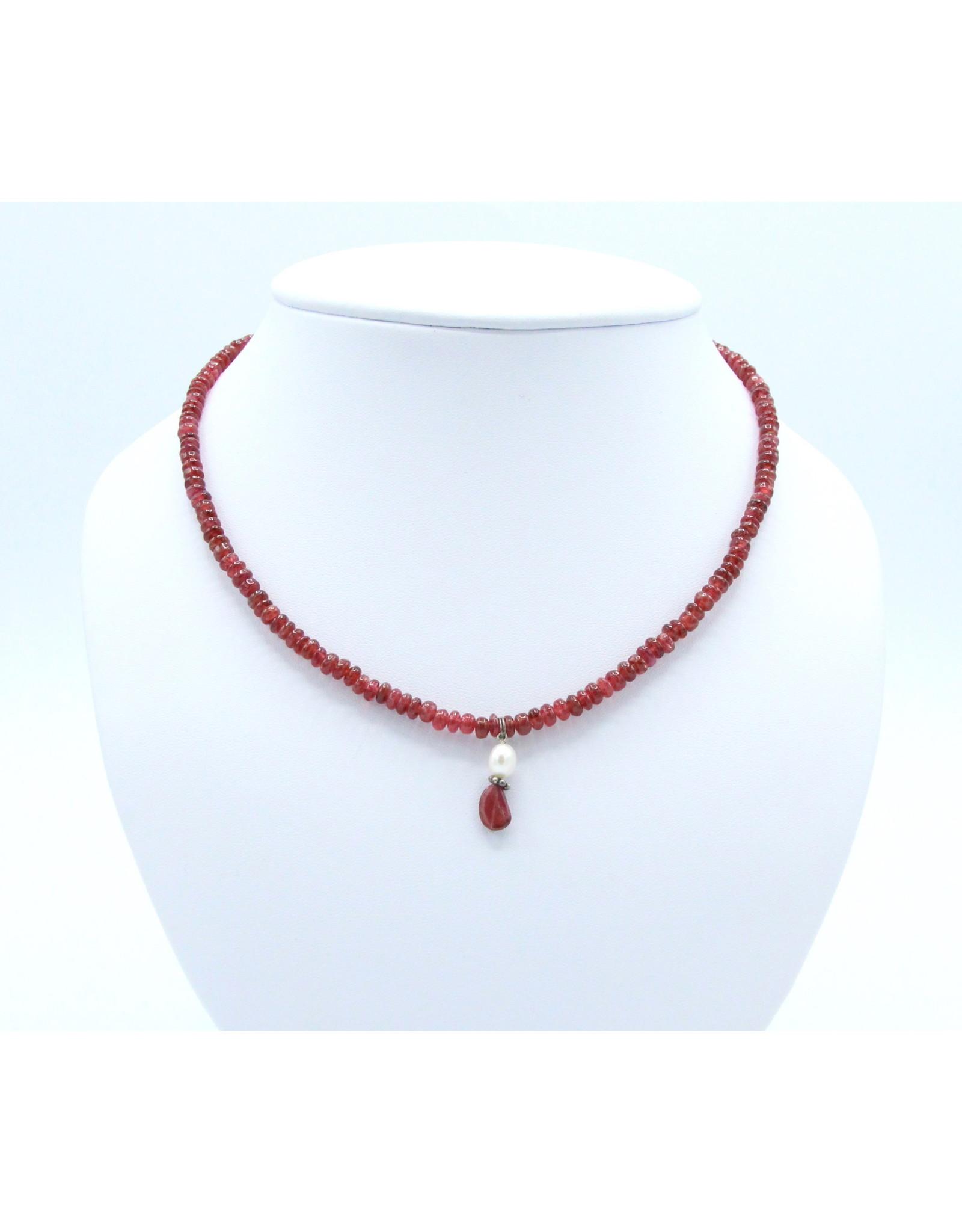 Eudialyte Necklace - NE04