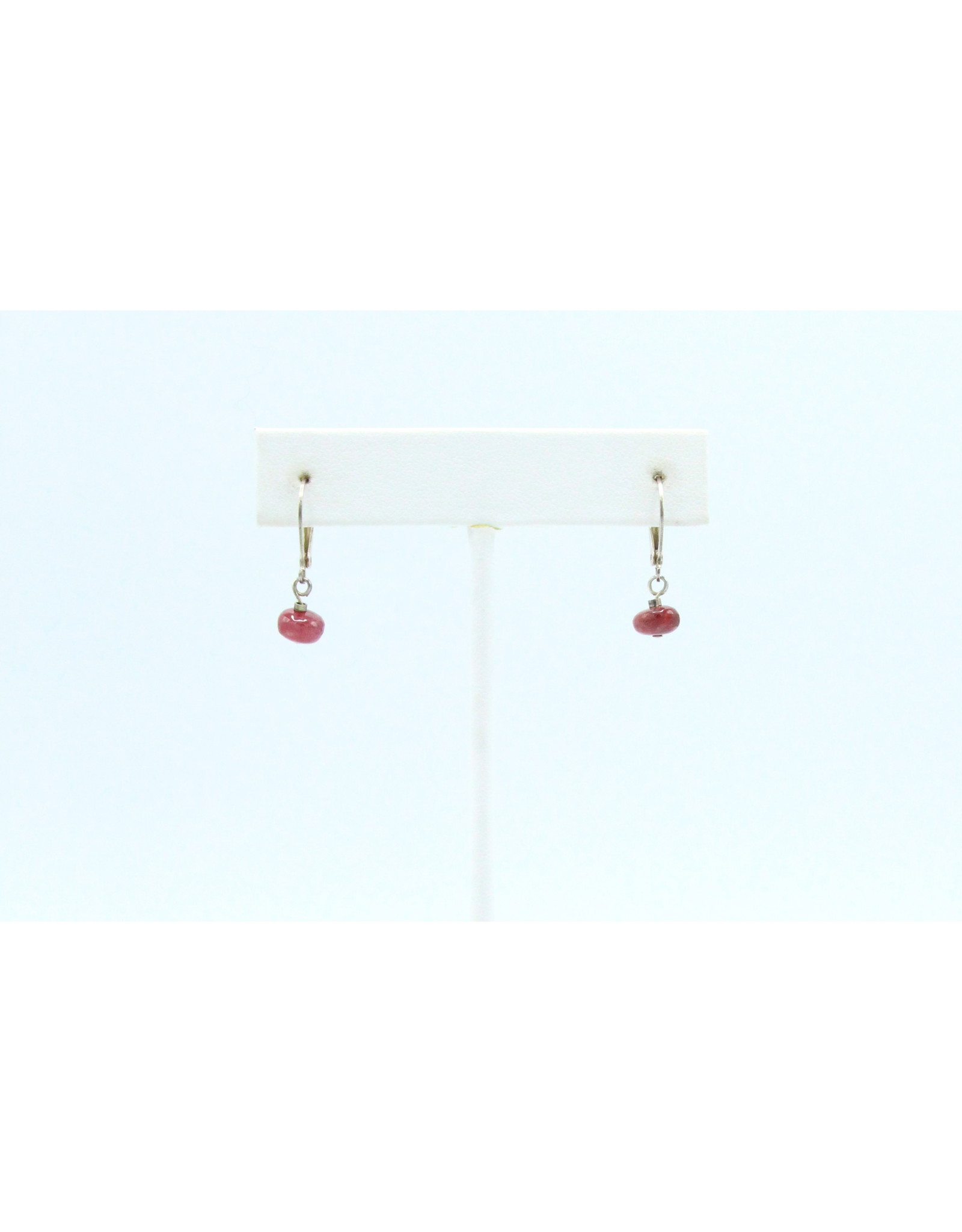 Eudialyte Earrings - EEU08
