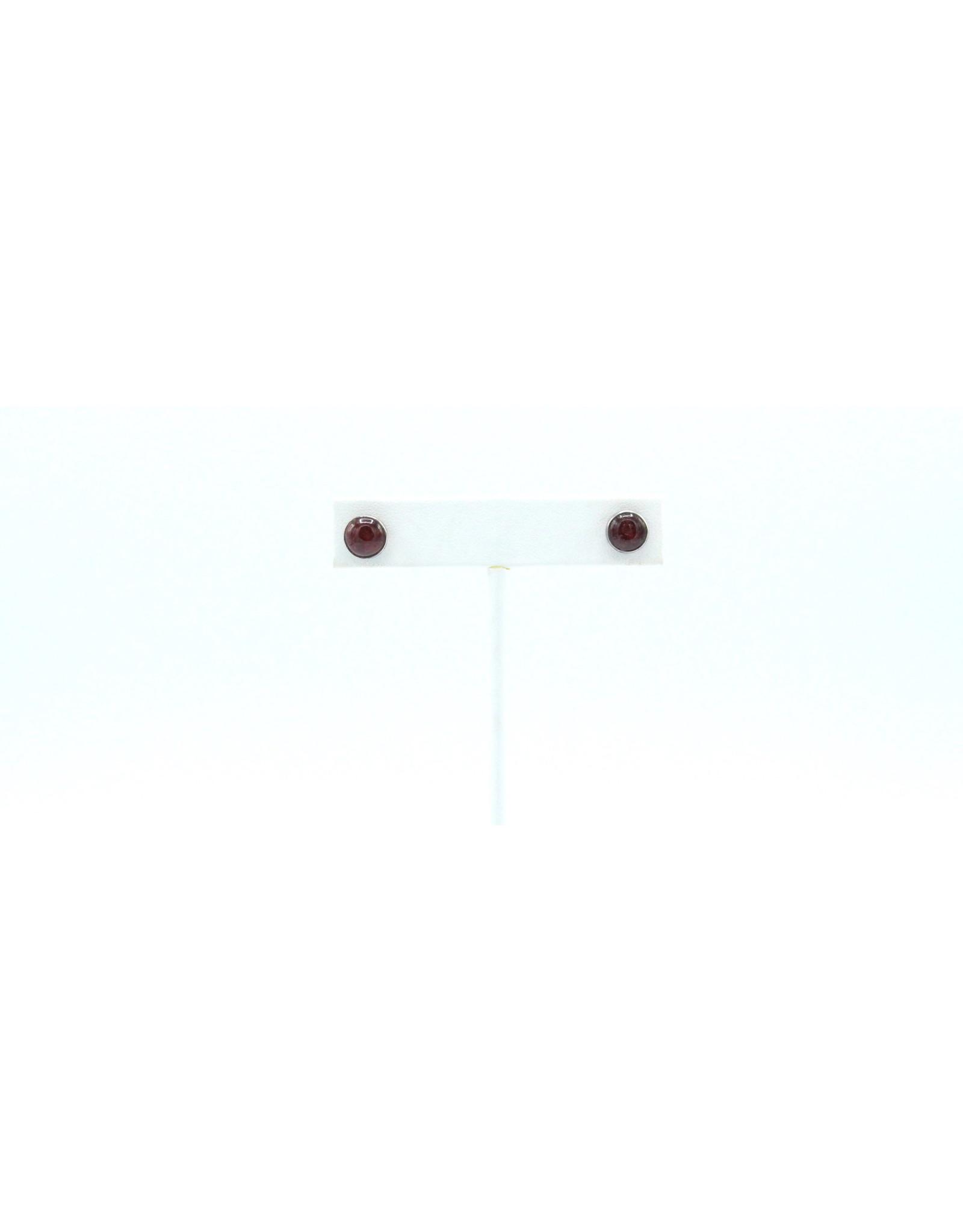 Eudialyte Earrings - EEU05