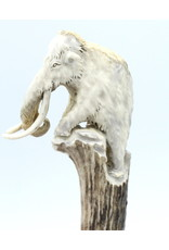Fossilized Mammoth Ivory Knife #A