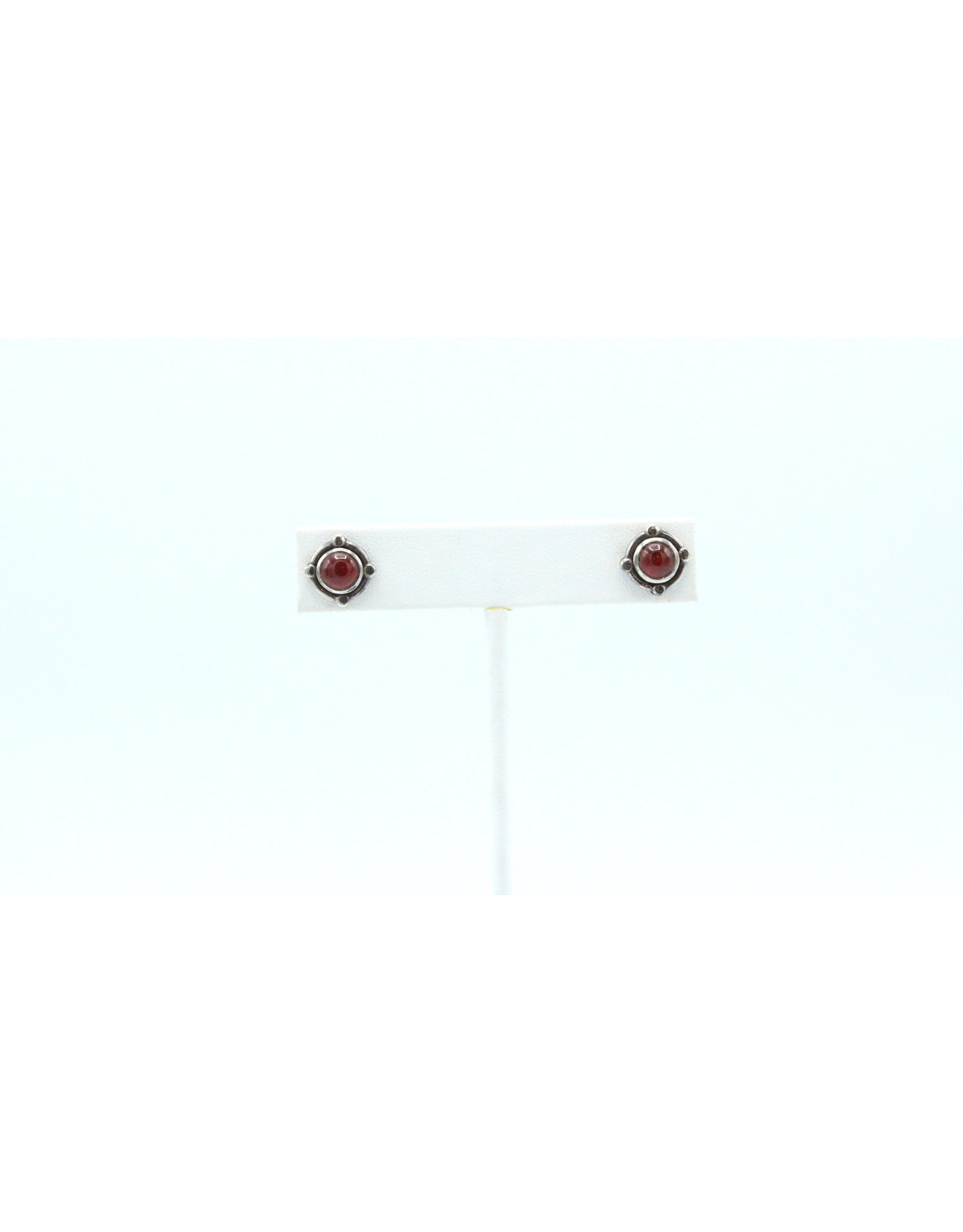 Eudialyte Earrings - EEU03