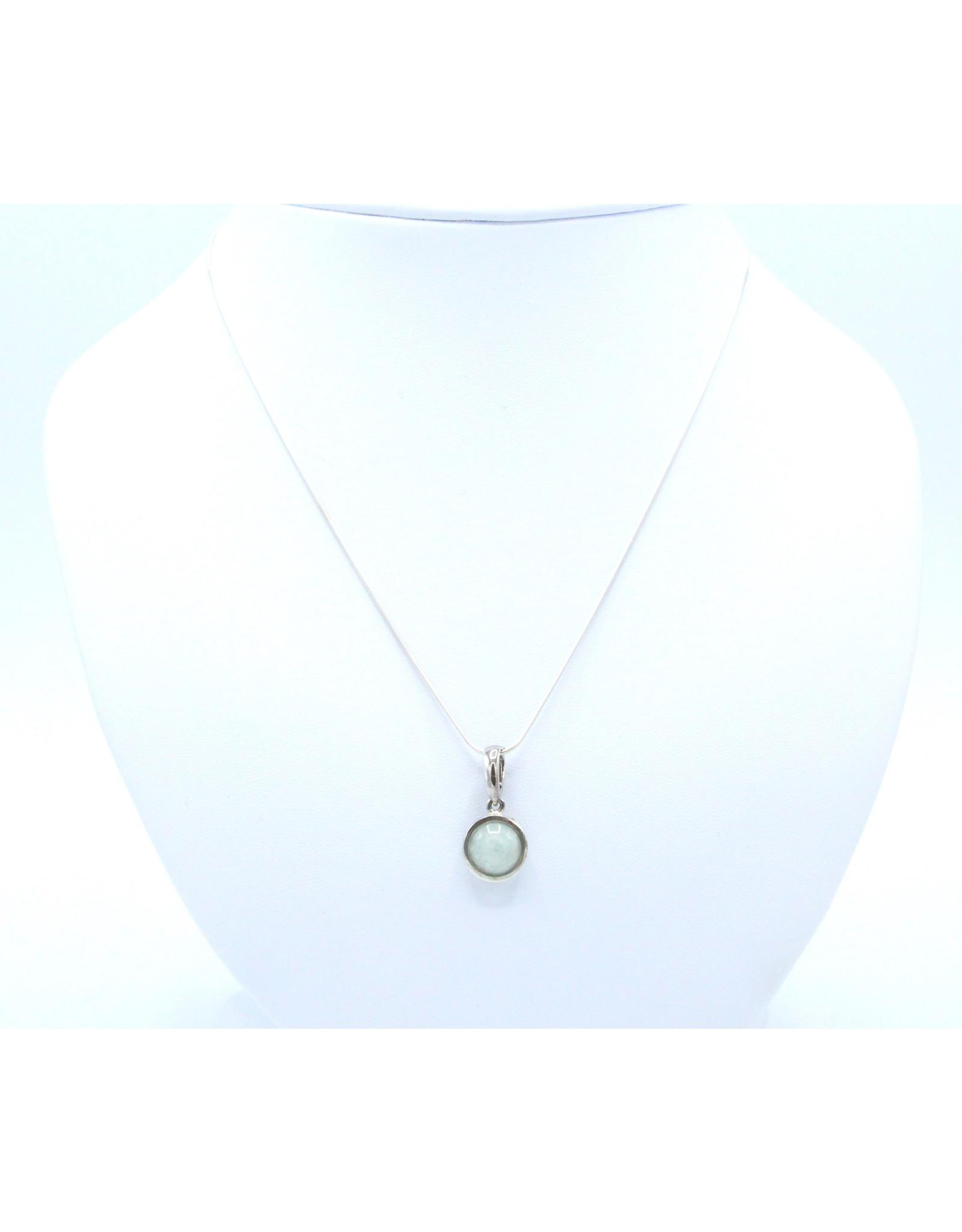 Aquamarine Pendant - 1