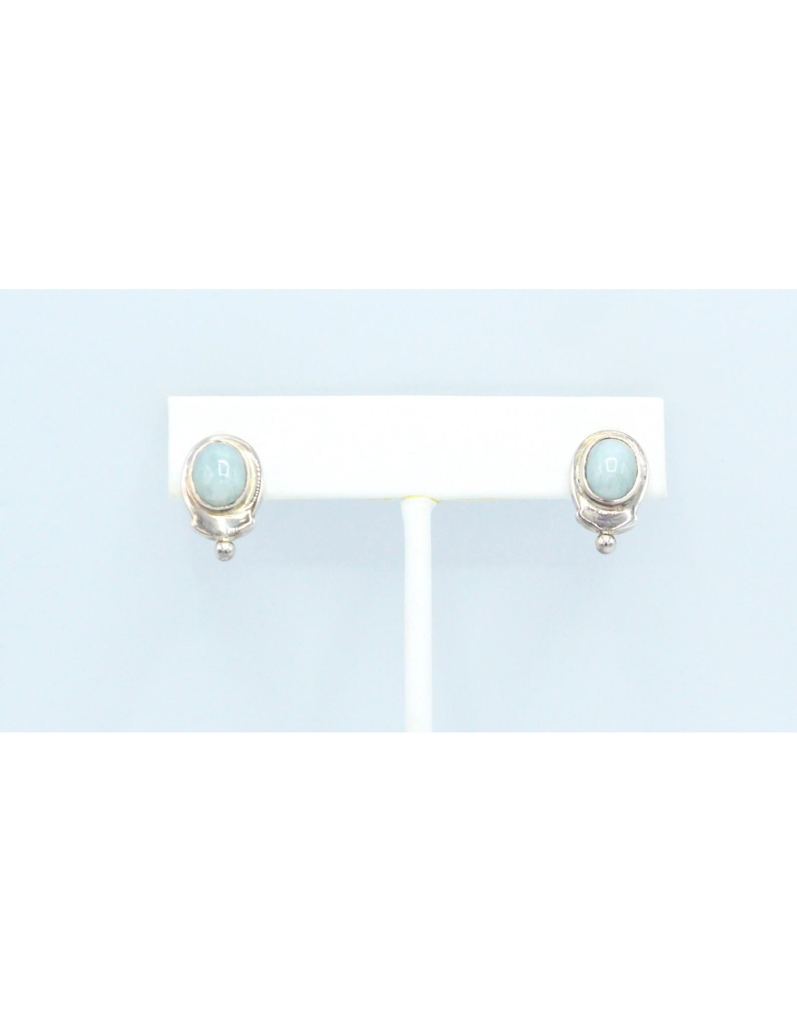 Aquamarine Earrings - EAQ04