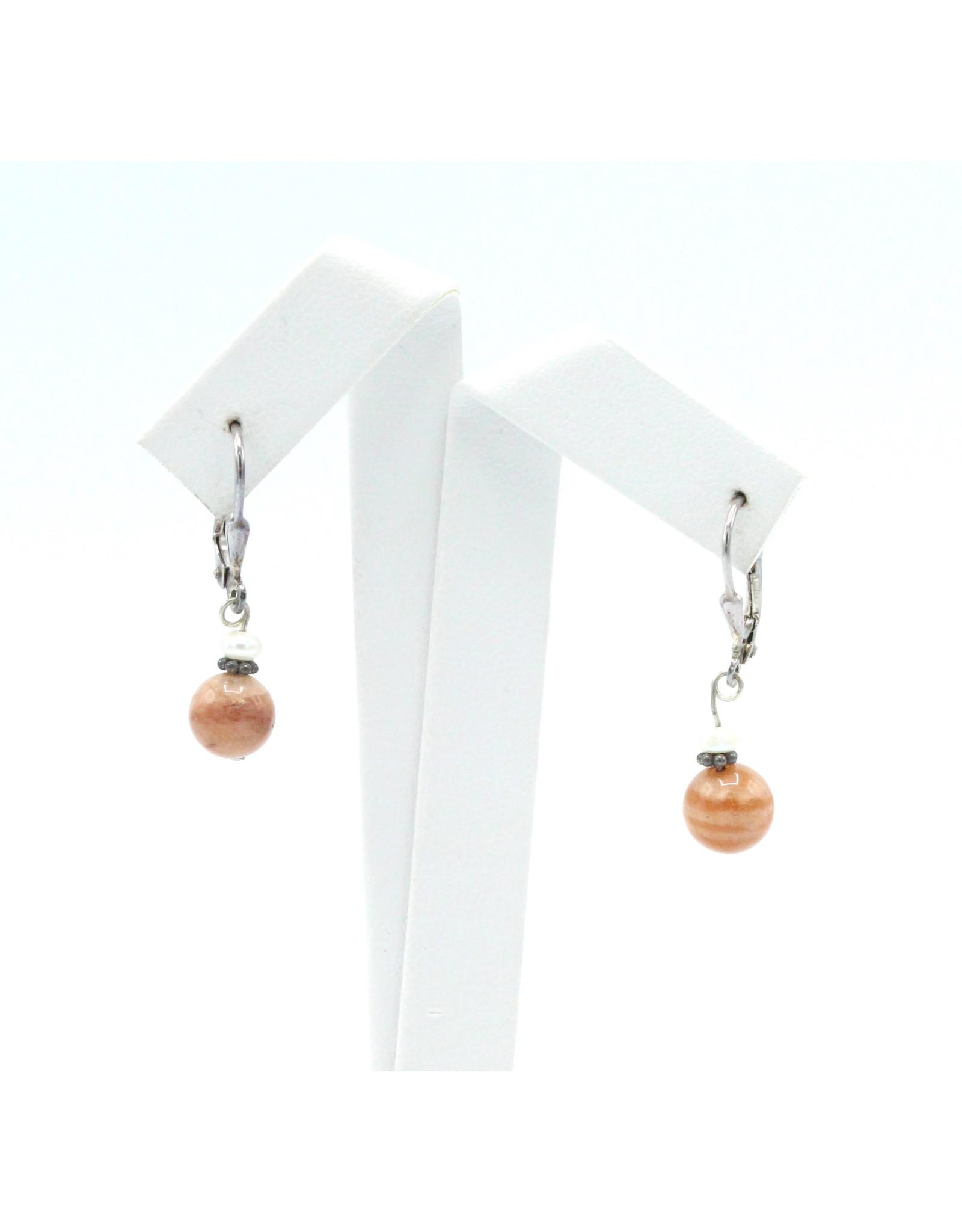 Pierre de Soleil Earrings - ERPS02
