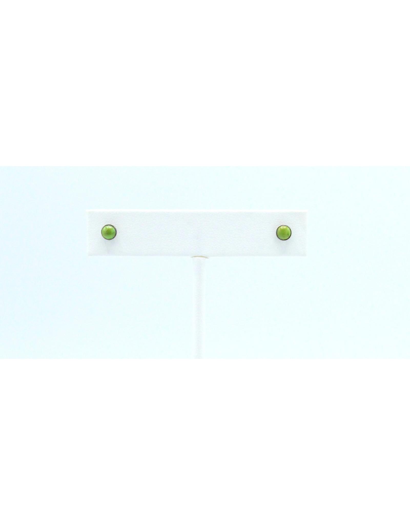 Gaspeite Earrings - EG01