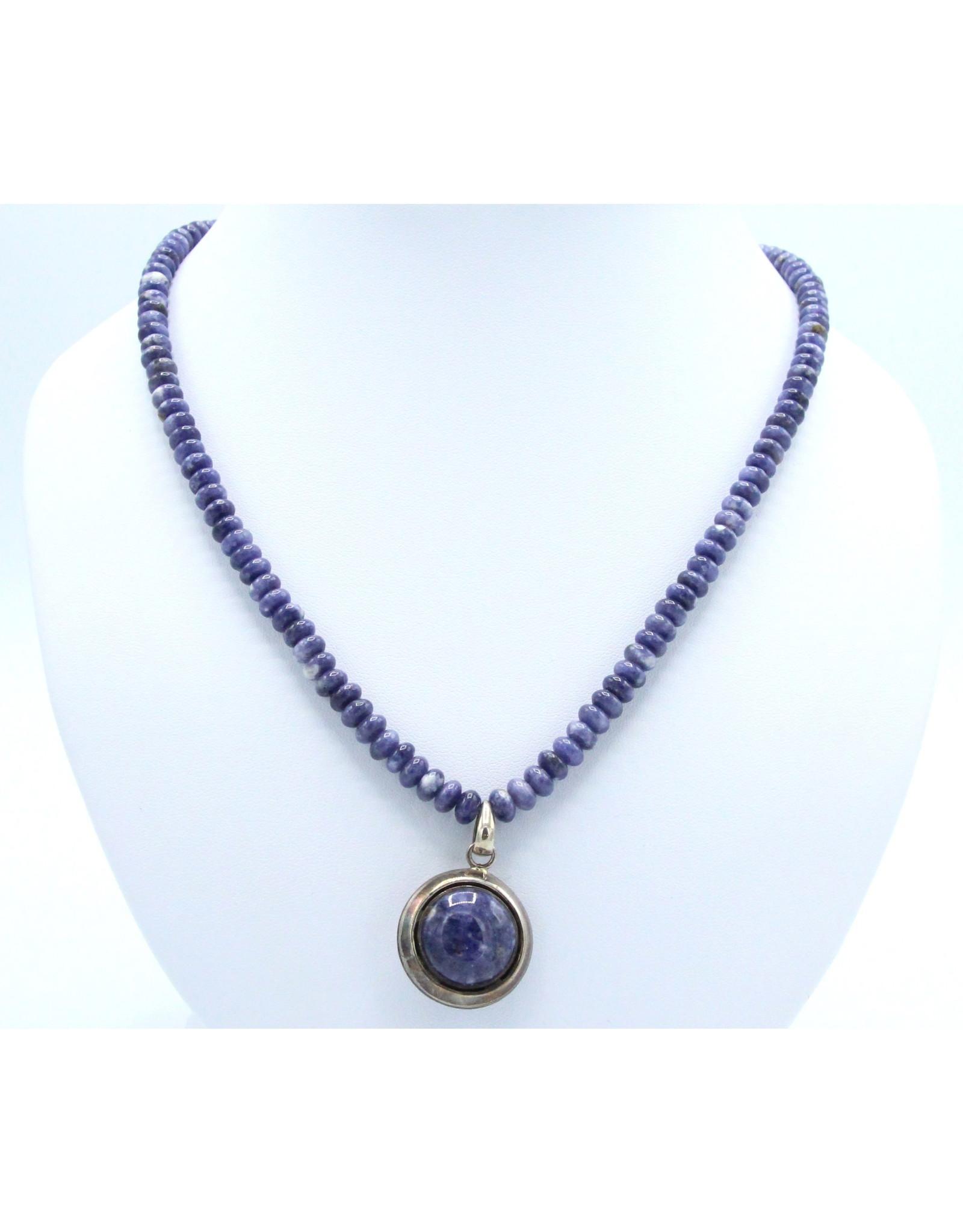 Scapolite Necklace - NSCAP01