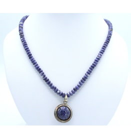 Scapolite Necklace