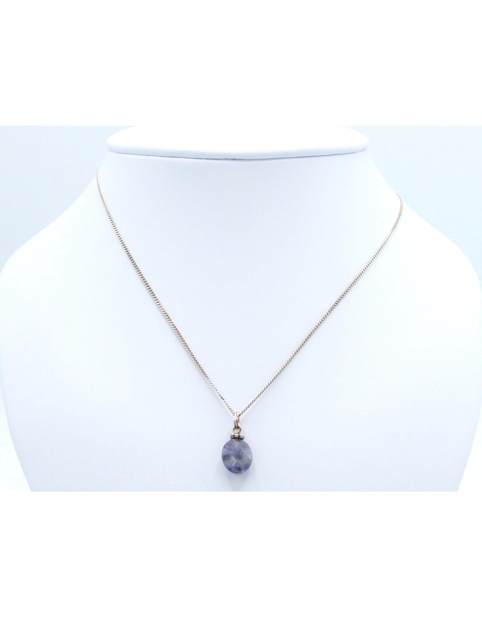 Scapolite Necklace - NSCAP09