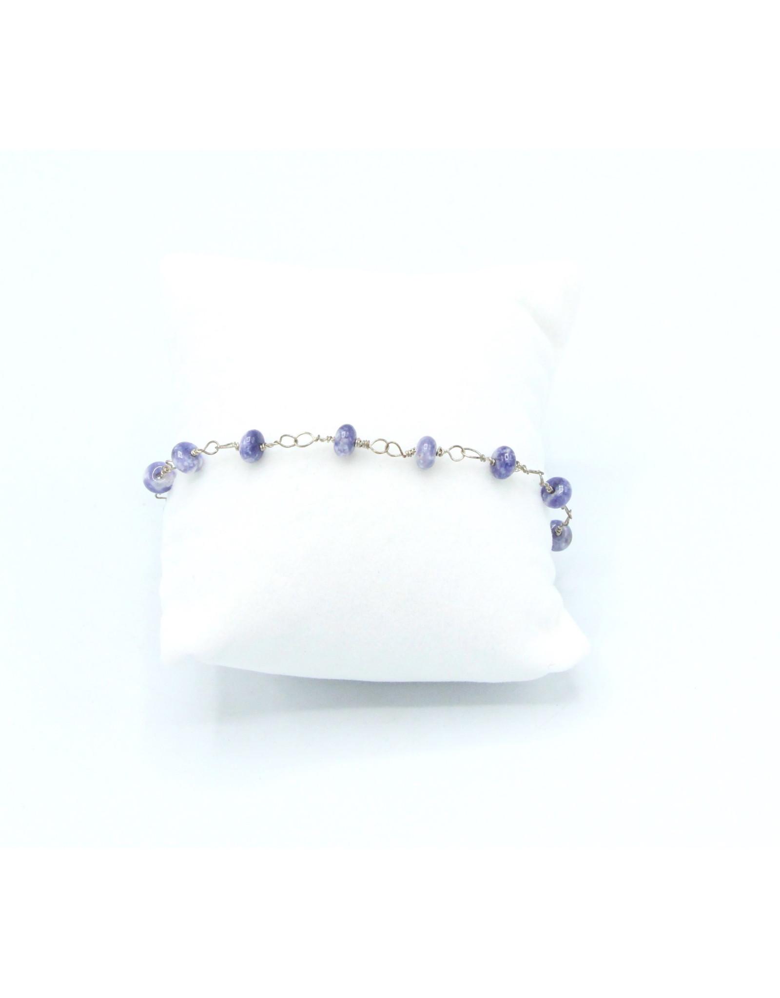 Scapolite Bracelet - BSCAP01
