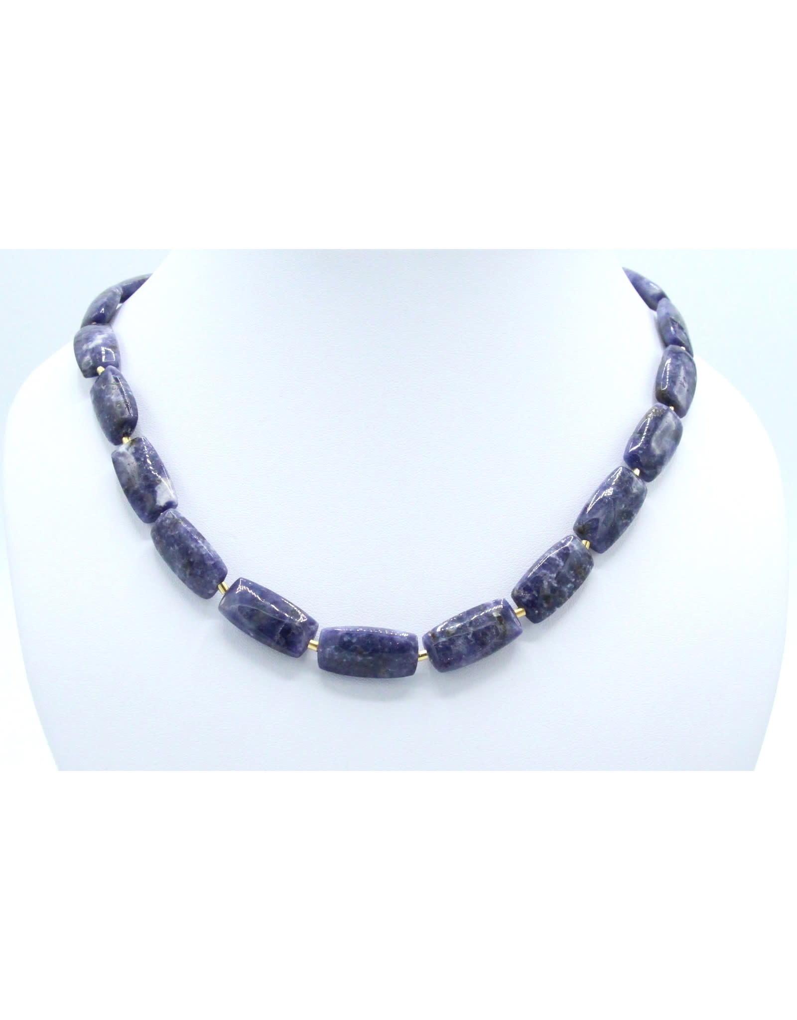 Scapolite Necklace - NSCAP03