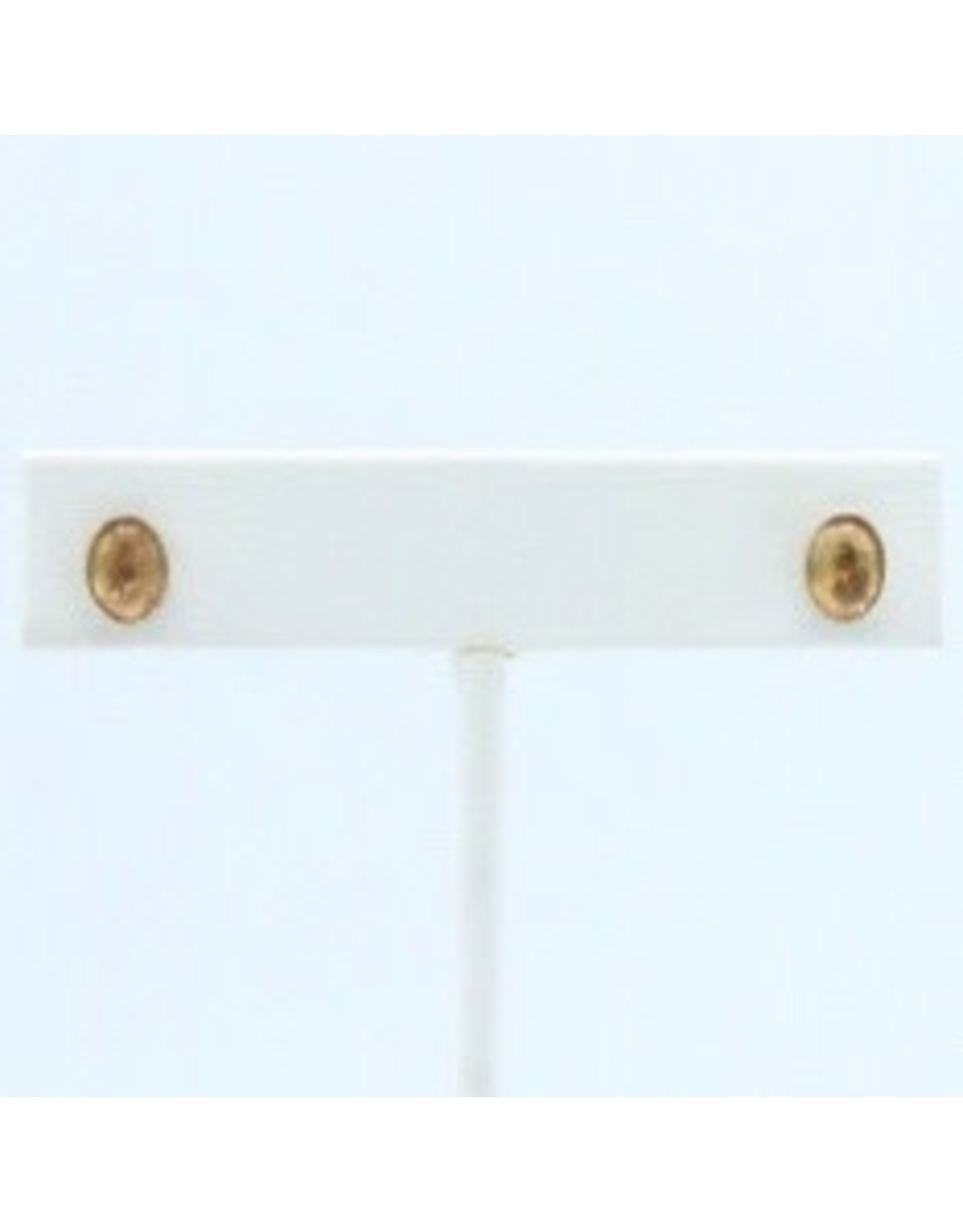 Grenat Hessonite Earrings - ERGH02