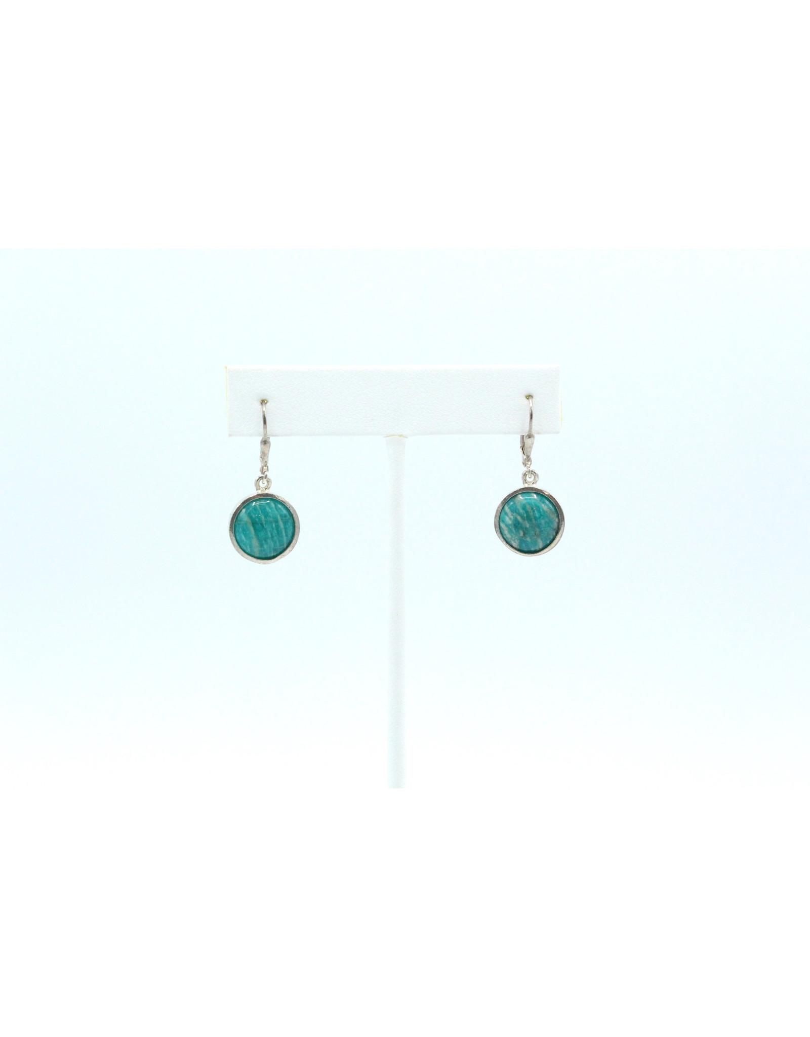 Amazonite Earrings - EA14