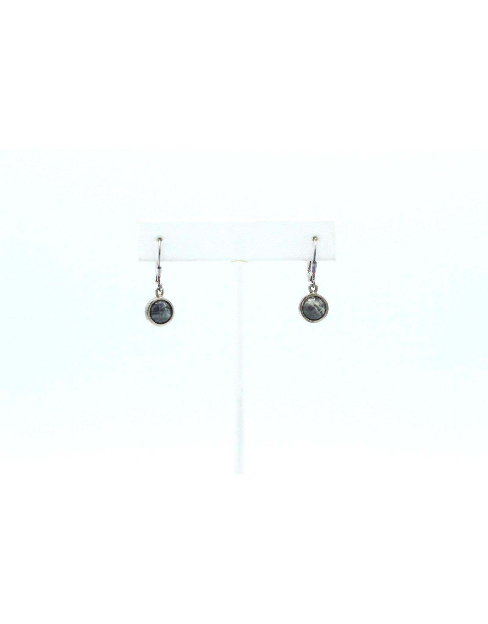 Labradorite Earrings - EL03