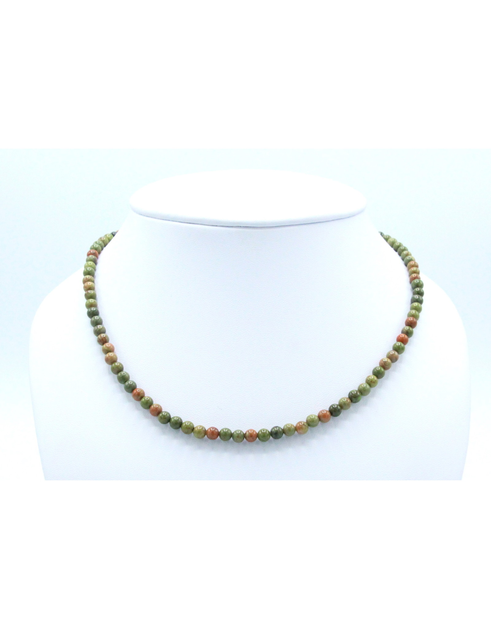 Epidote Necklace - NEPI02