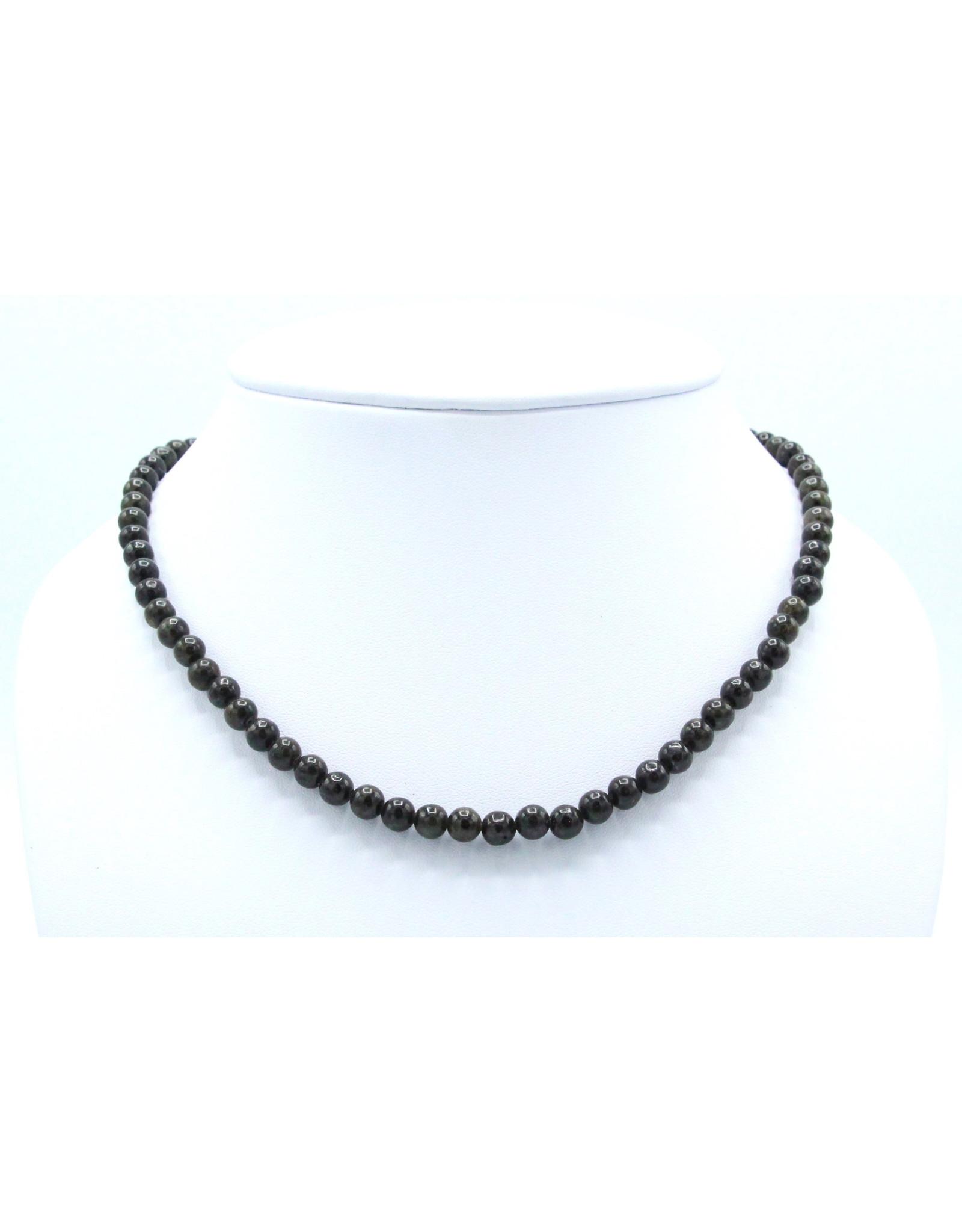 Granit Noir Necklace- NGN01
