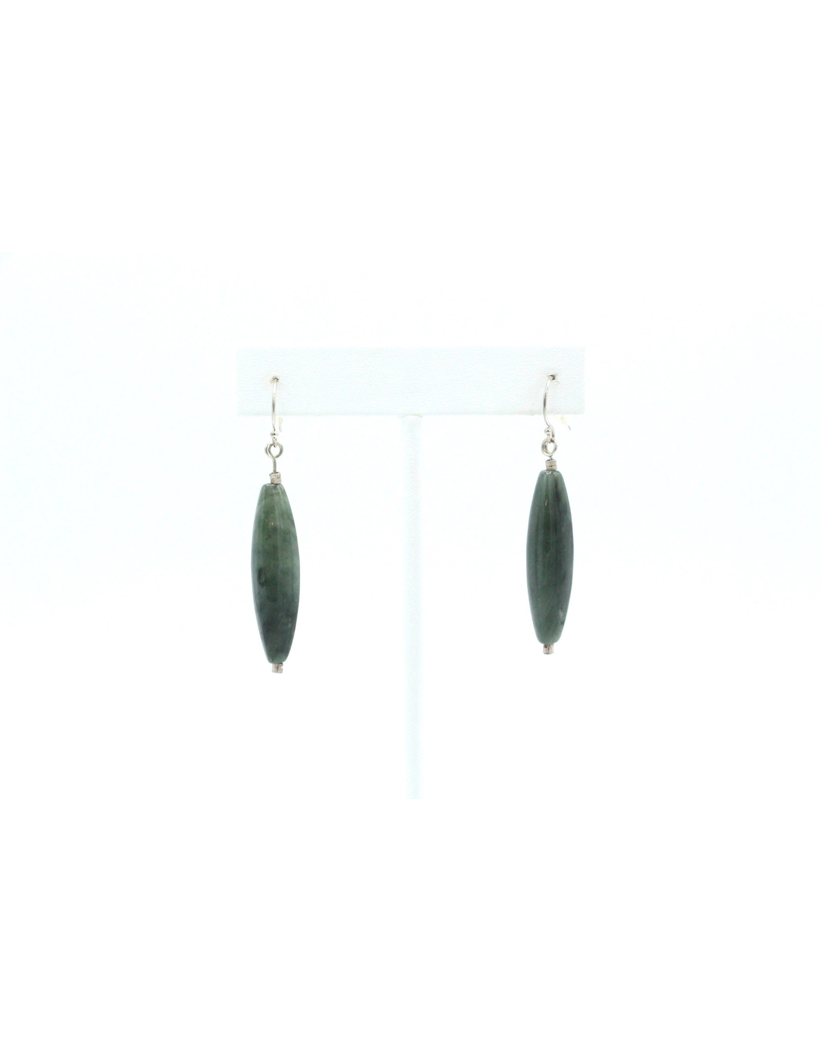 Agate Mousse Earrings - EAGM01