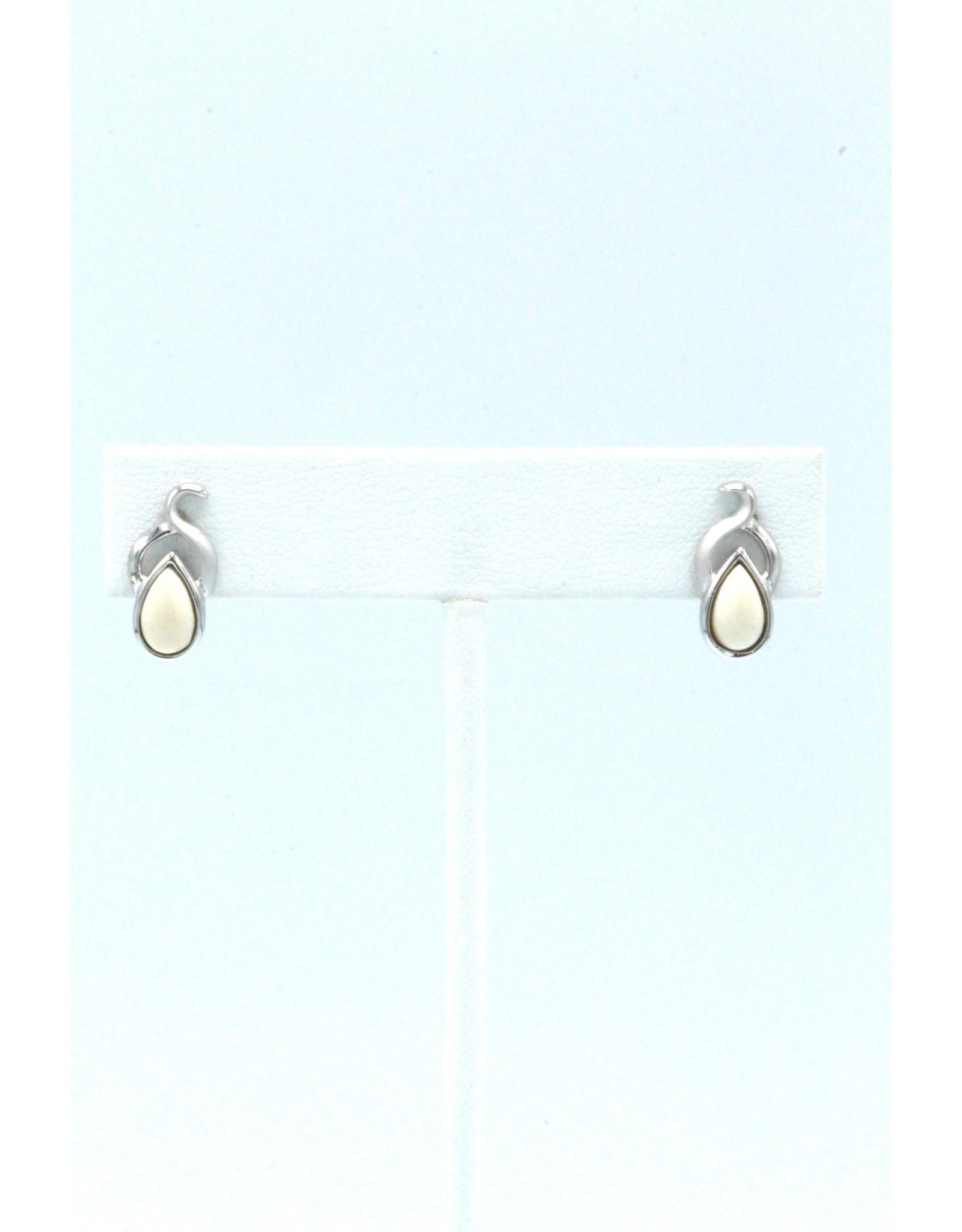 Mammoth Ivory Earrings - MES47
