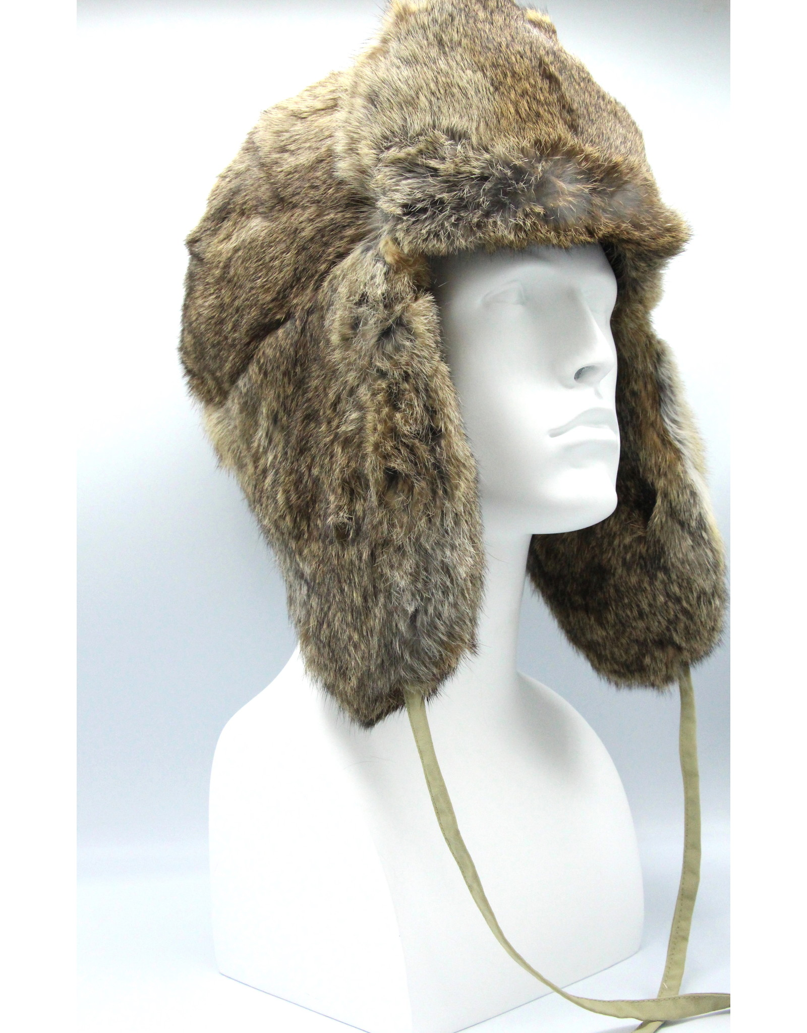 Rabbit Trooper Hat Goma Rounded