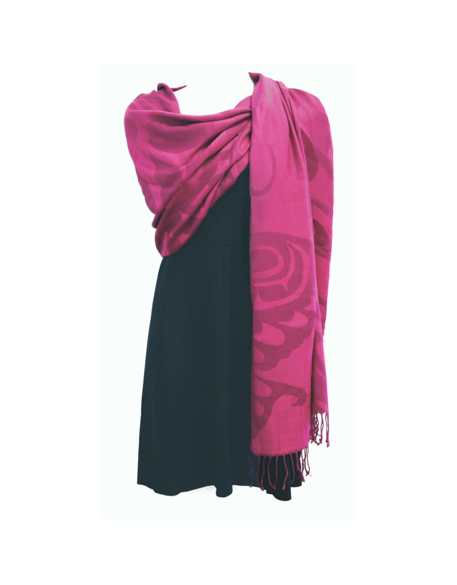 Shawl Pink 'Transforming Spirit'