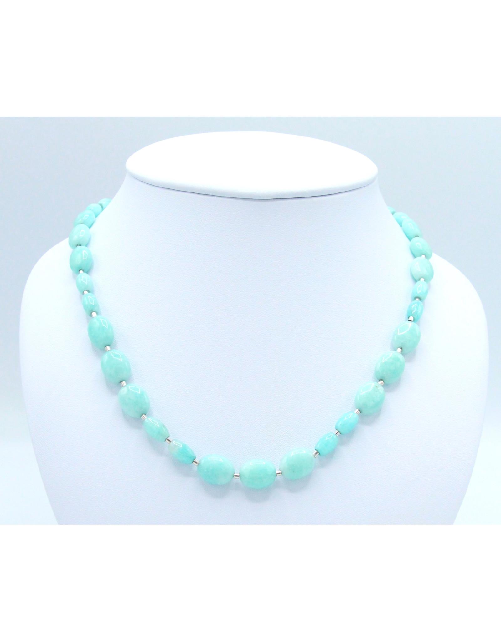 Amazonite Necklace - NA13