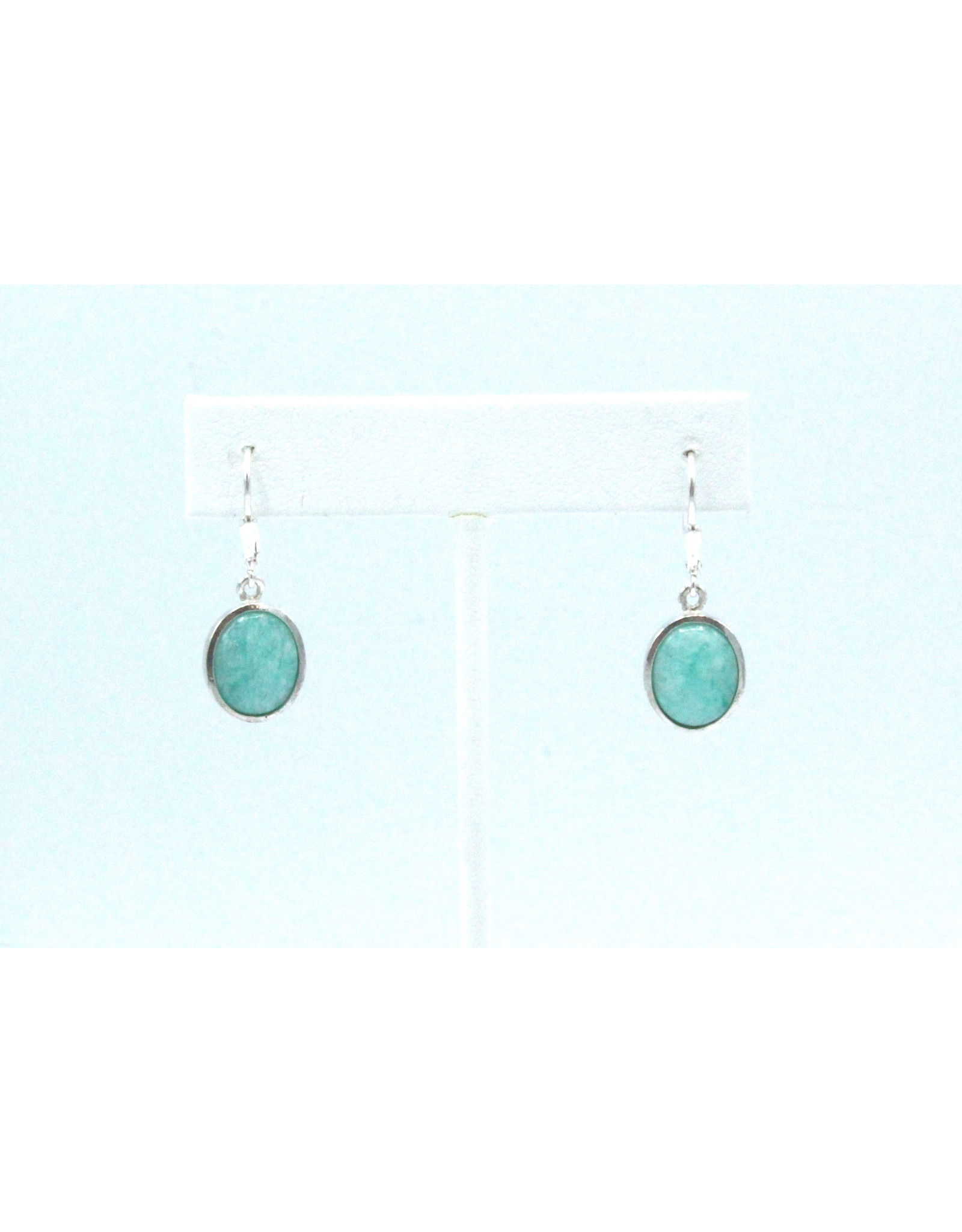 Amazonite Earrings - EA24