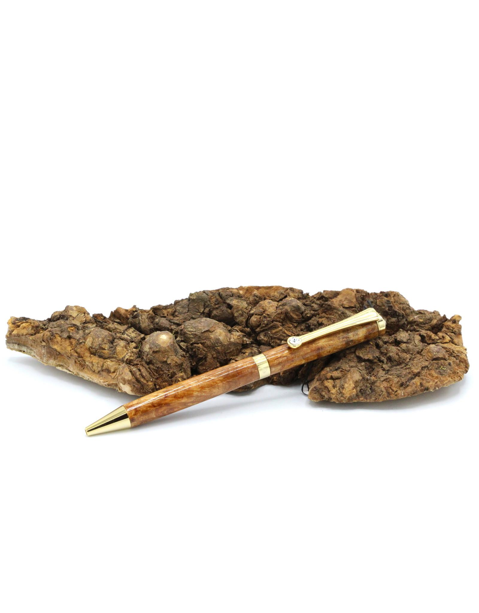 Maple Pen - Alhena Maple Gold
