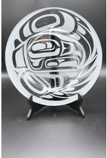 Glass Plate - New Eagle