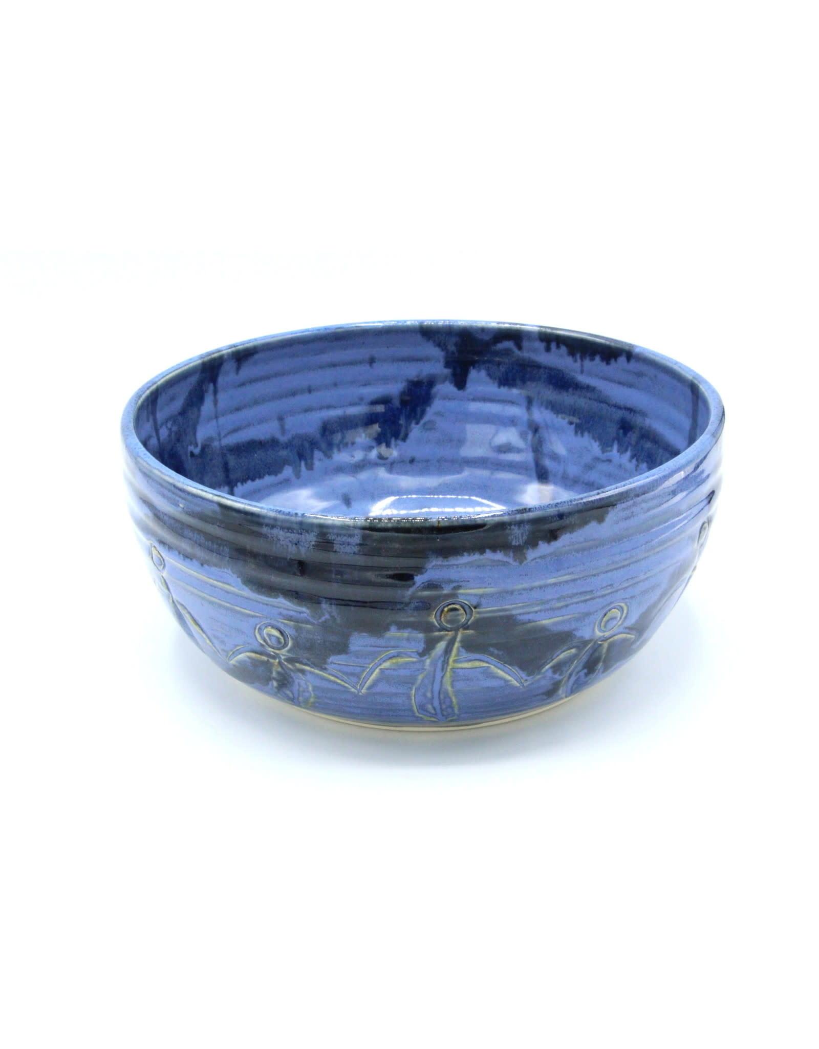 Large Friendship Bowl - Blue