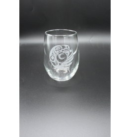 Stemless Glass - Eagle