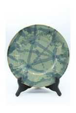 Friendship Plate - Green