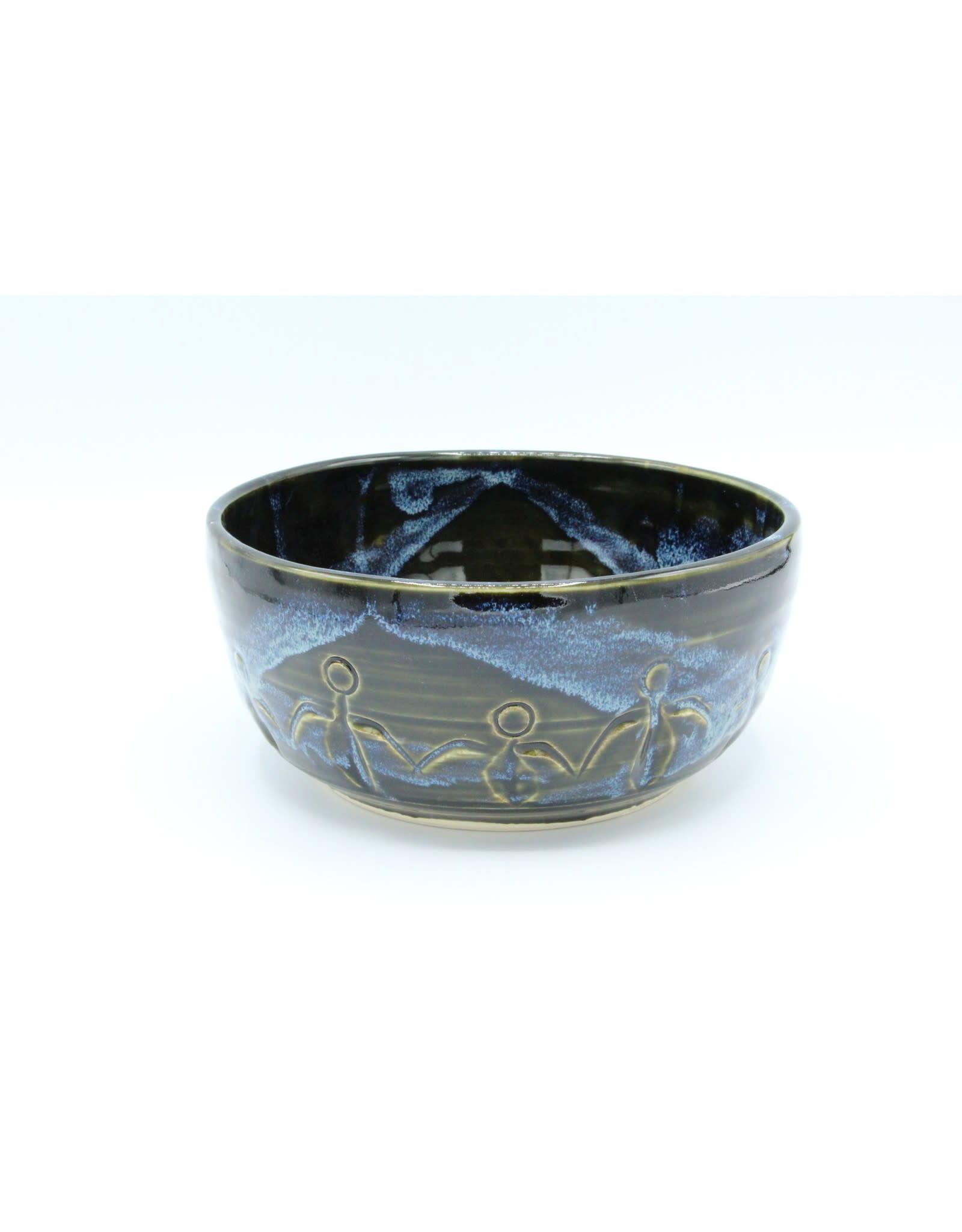 Medium Friendship Bowl - Licorice