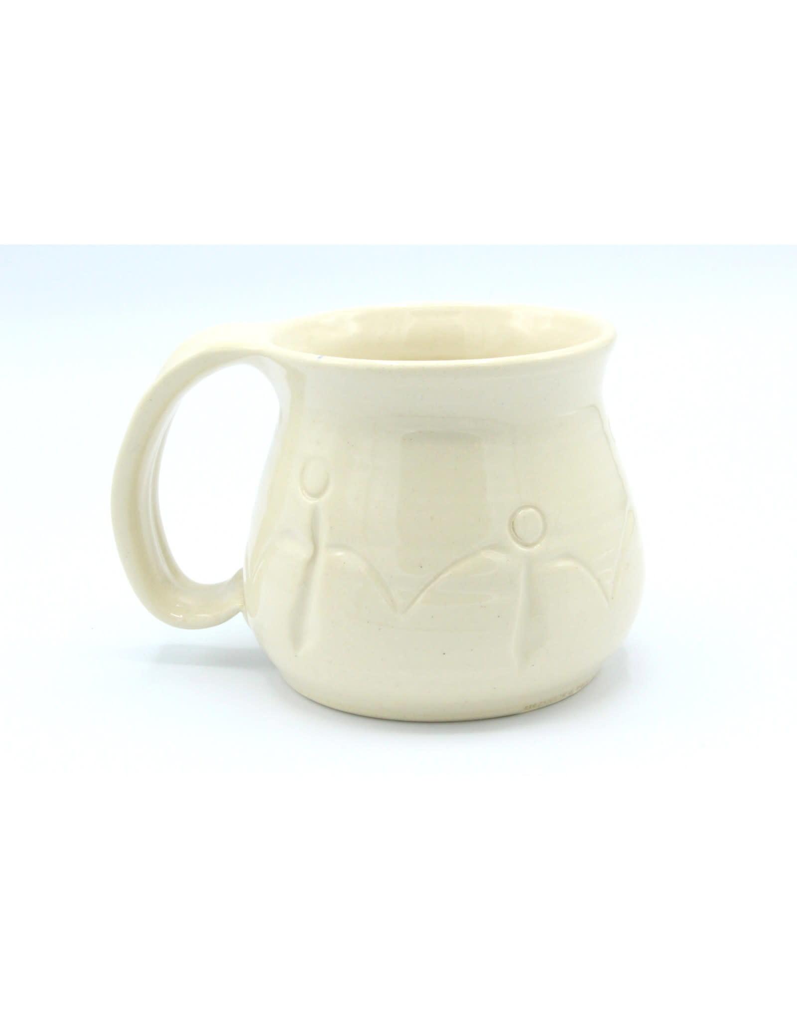 Friendship Mug - Ivory
